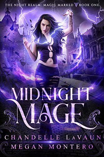 Midnight Mage (The Night Realm: Magic Marked, #1)