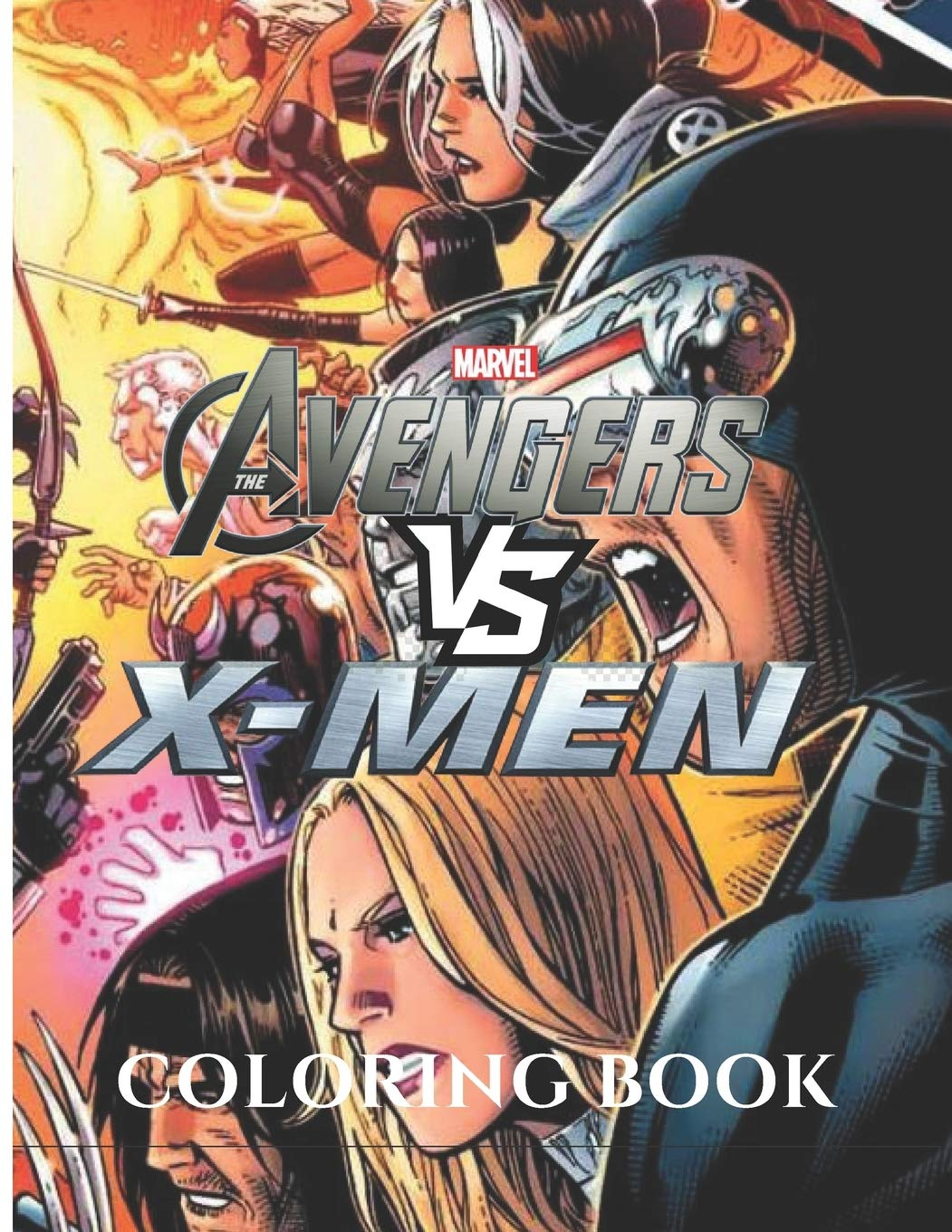 Avengers vs X-men: +50 latest high quality images of MARVEL for adults and kids