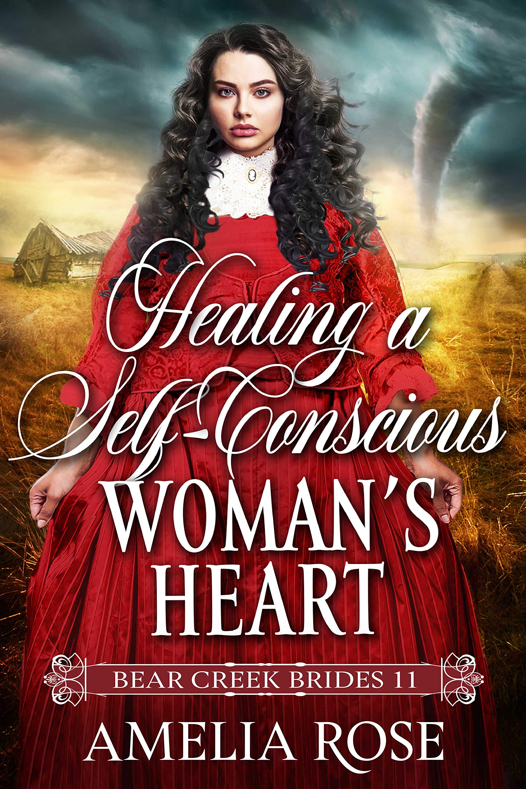 Healing a Self-Conscious Woman's Heart (Bear Creek Brides #11)