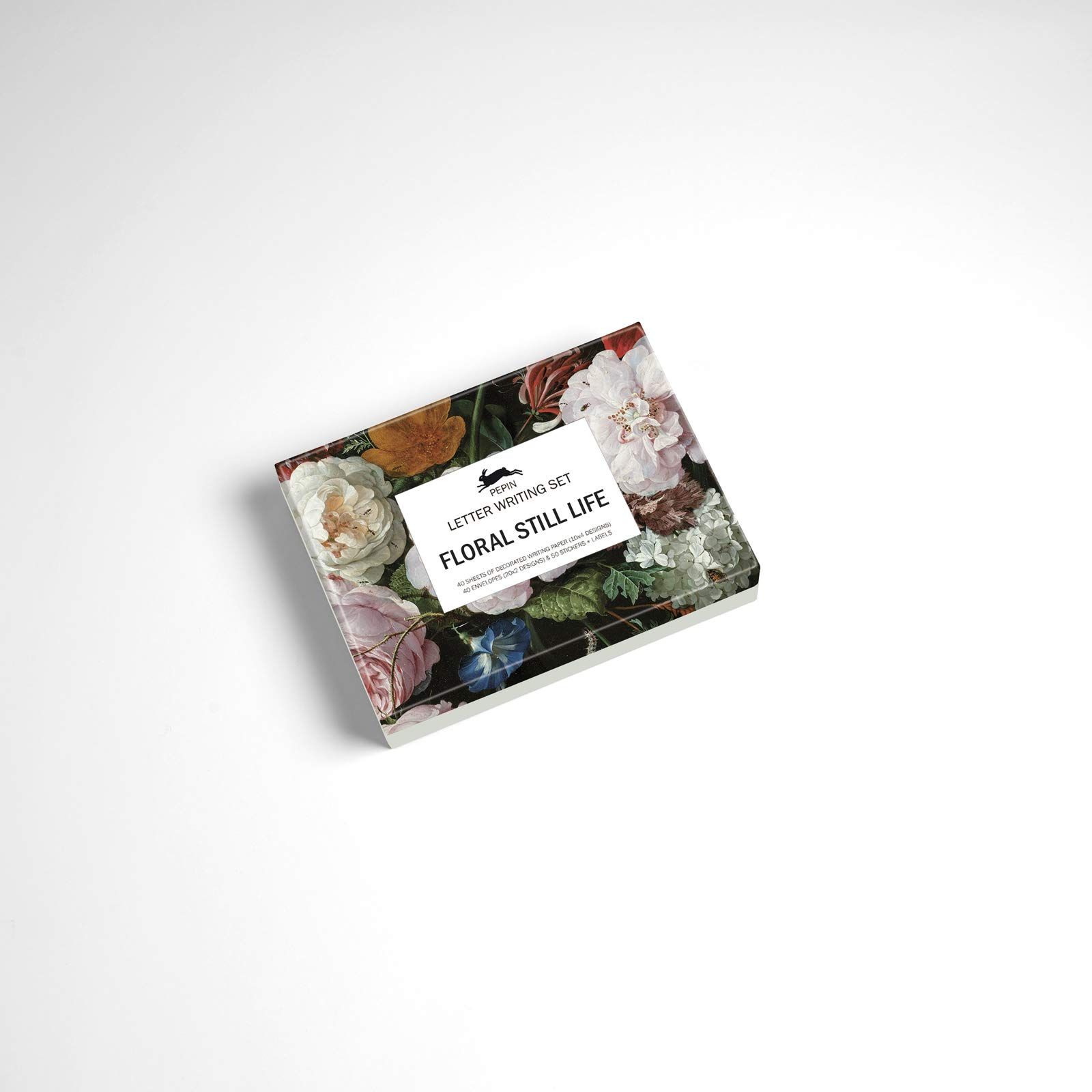 Floral Still Life: Letter Writing Set (Multilingual Edition)