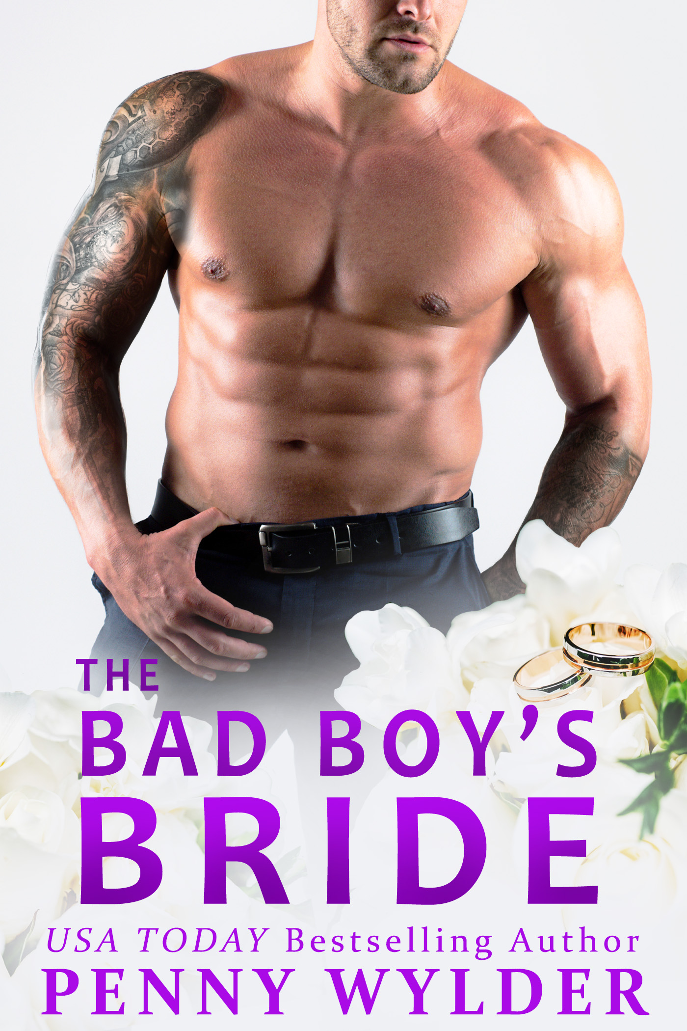 The Bad Boy's Bride (Big Men Small Towns #2)