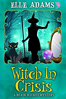 Witch in a Crisis (A Blair Wilkes Mystery #10)