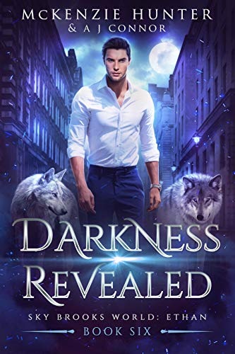 Darkness Revealed (Sky Brooks World: Ethan, #6)