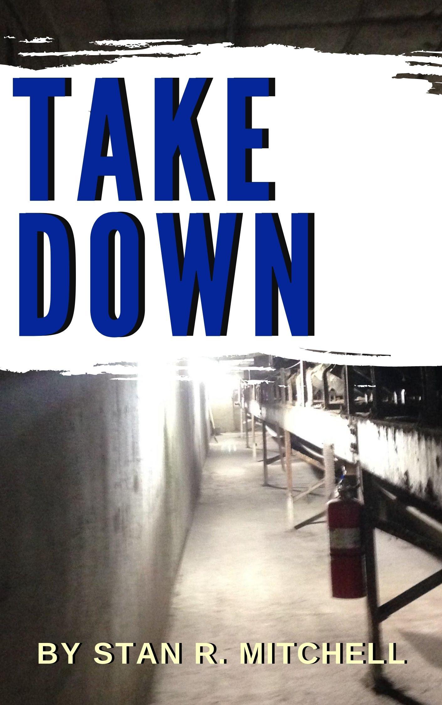 Take Down (Detective Danny Acuff Novels #1; Detective Danny Acuff Serial #1-6)