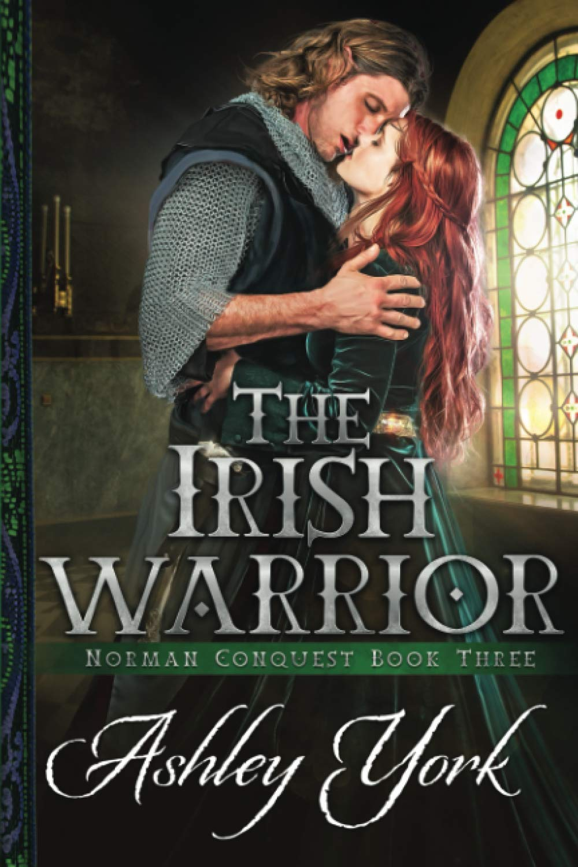 The Irish Warrior (Norman Conquest #3)