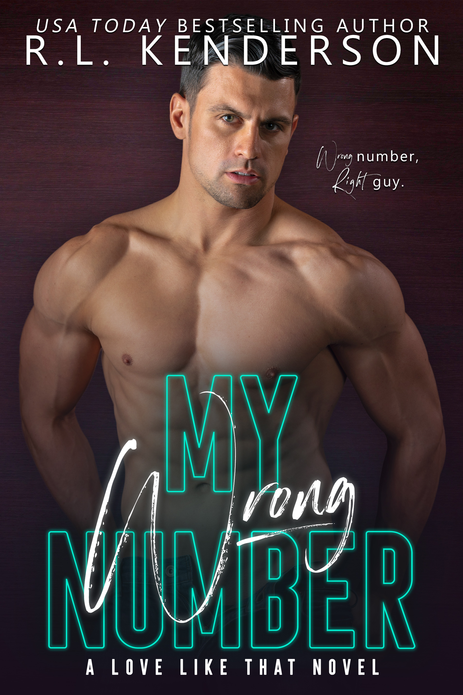 My Wrong Number (A Love Like That, #3)