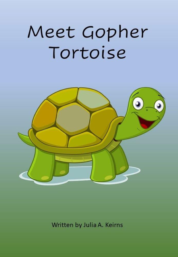 Meet Gopher Tortoise