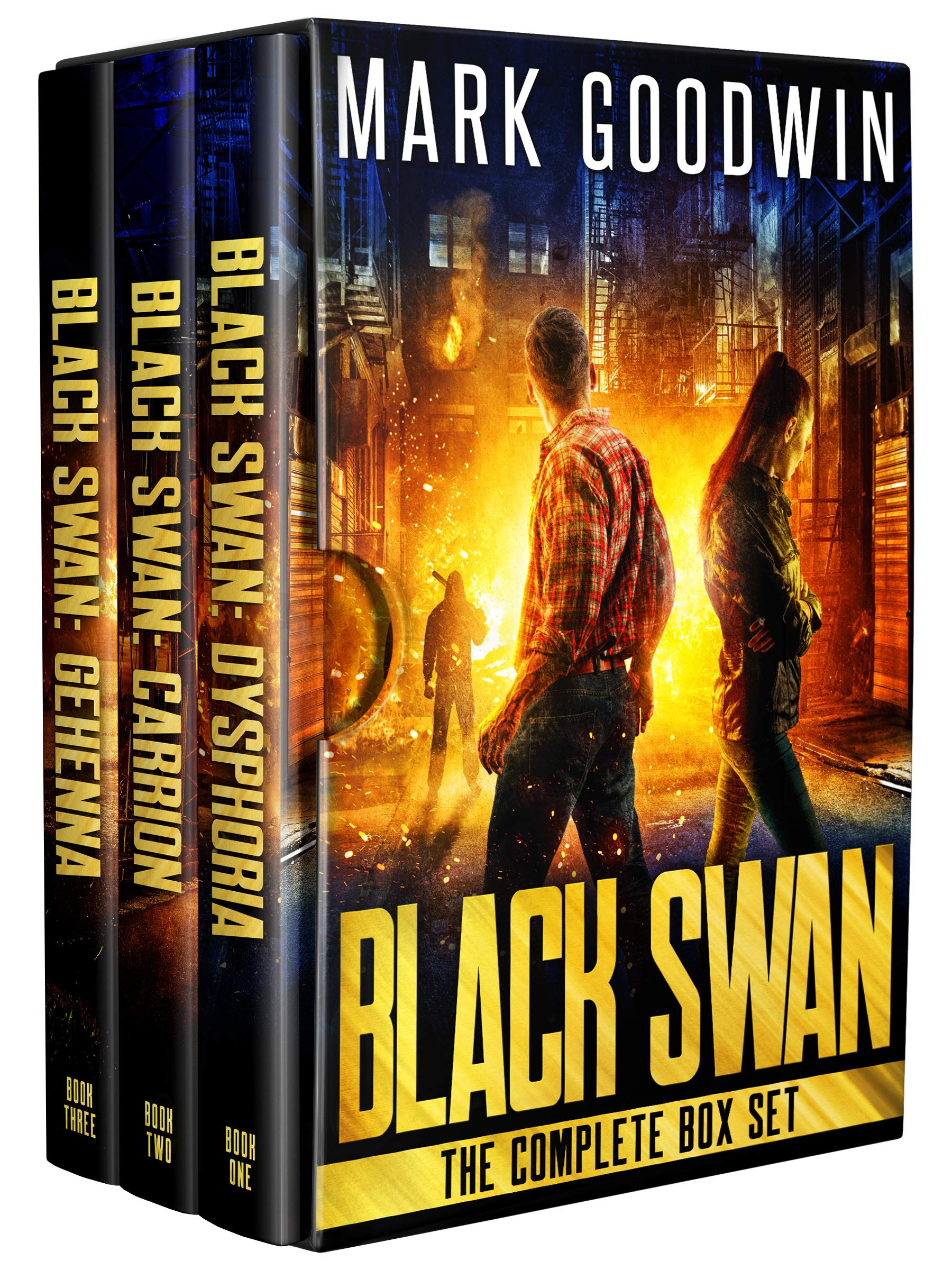 Black Swan The Complete Box Set : A Saga of America's Coming Financial Nightmare