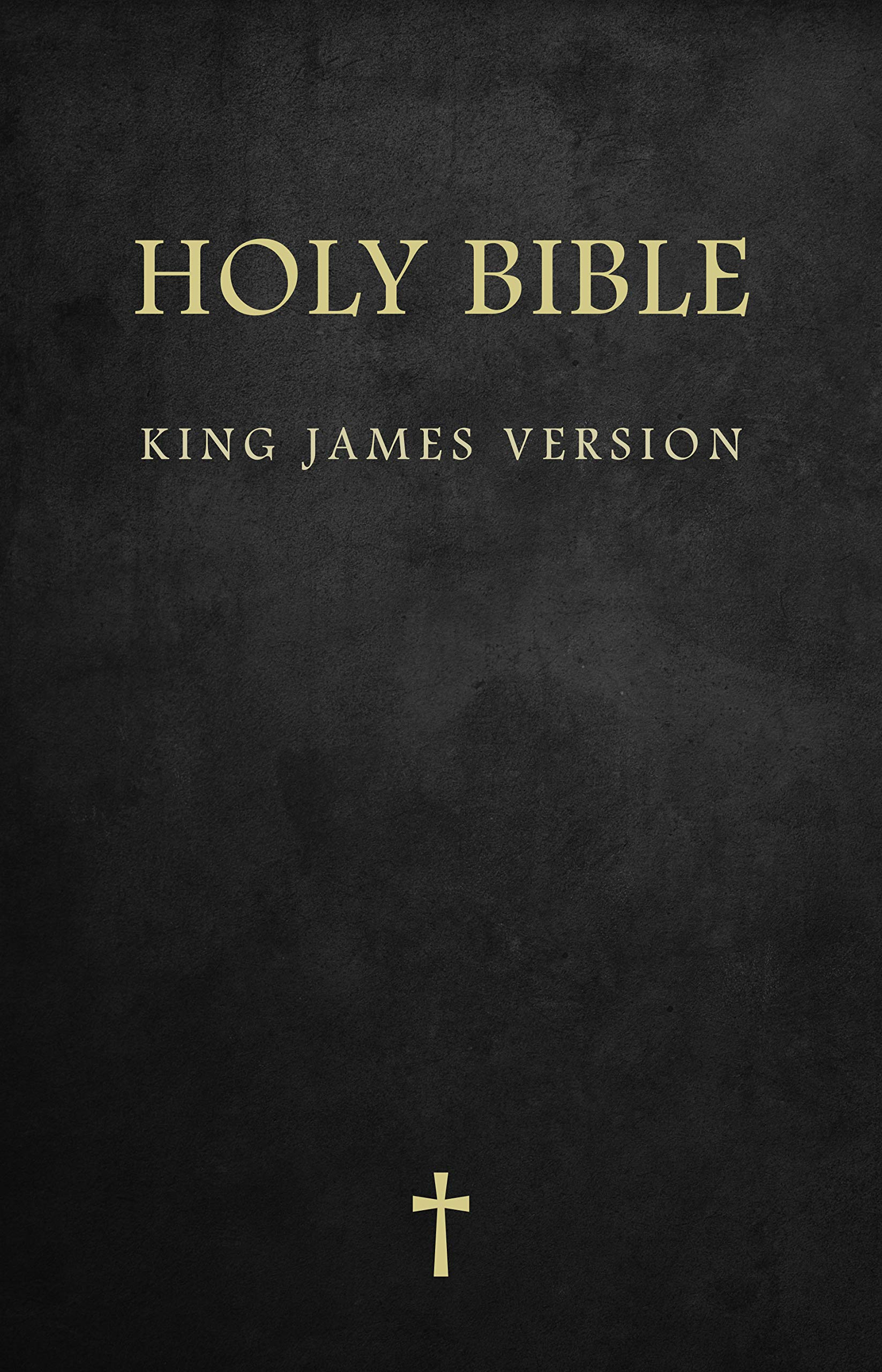 The Holy Bible : King James Version (KJV), includes: Bible Reference Guide, Daily Memory Verse,Gospel Sharing Guide :