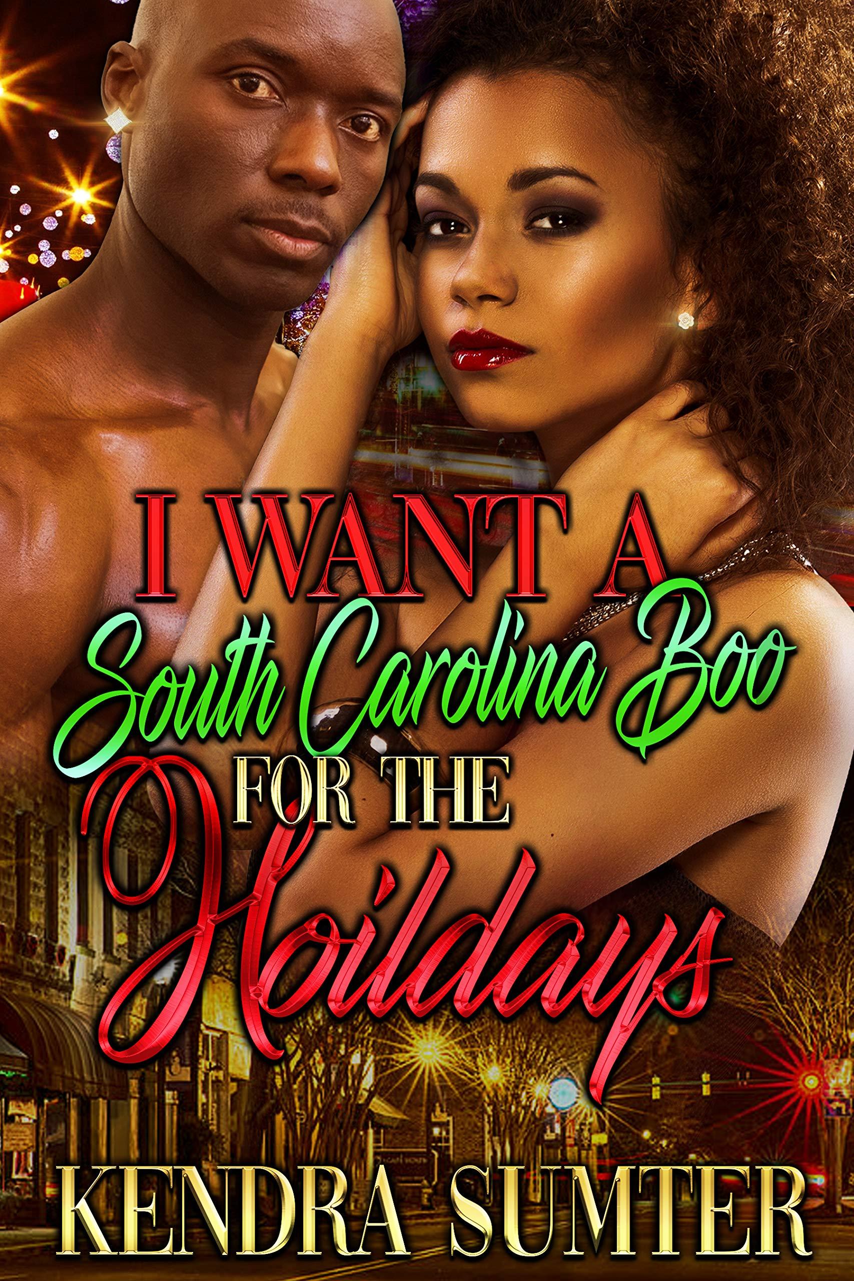 I Want A South Carolina Boo for The Holidays