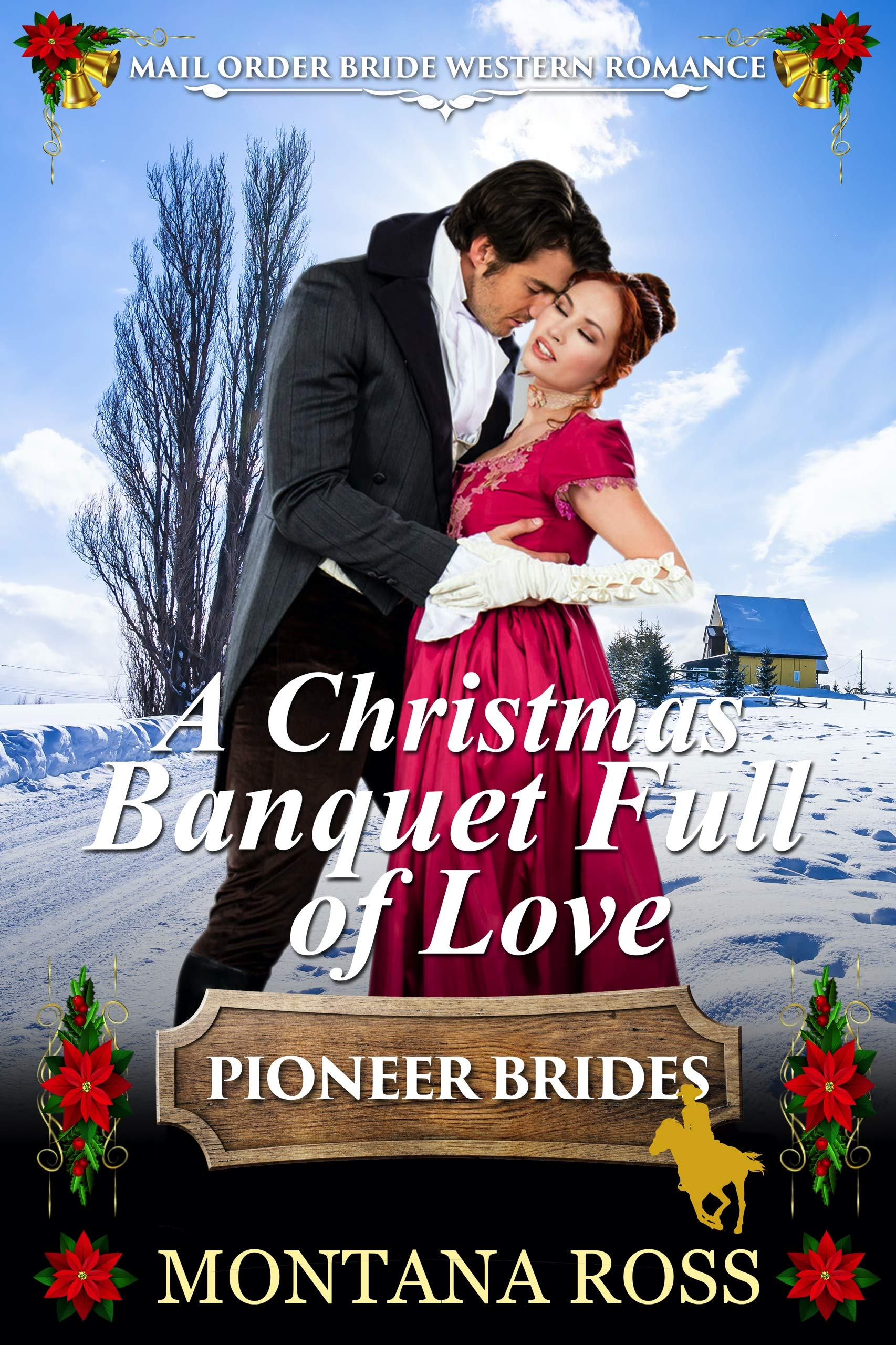 A Christmas Banquet Full of Love: Historical Western Romance