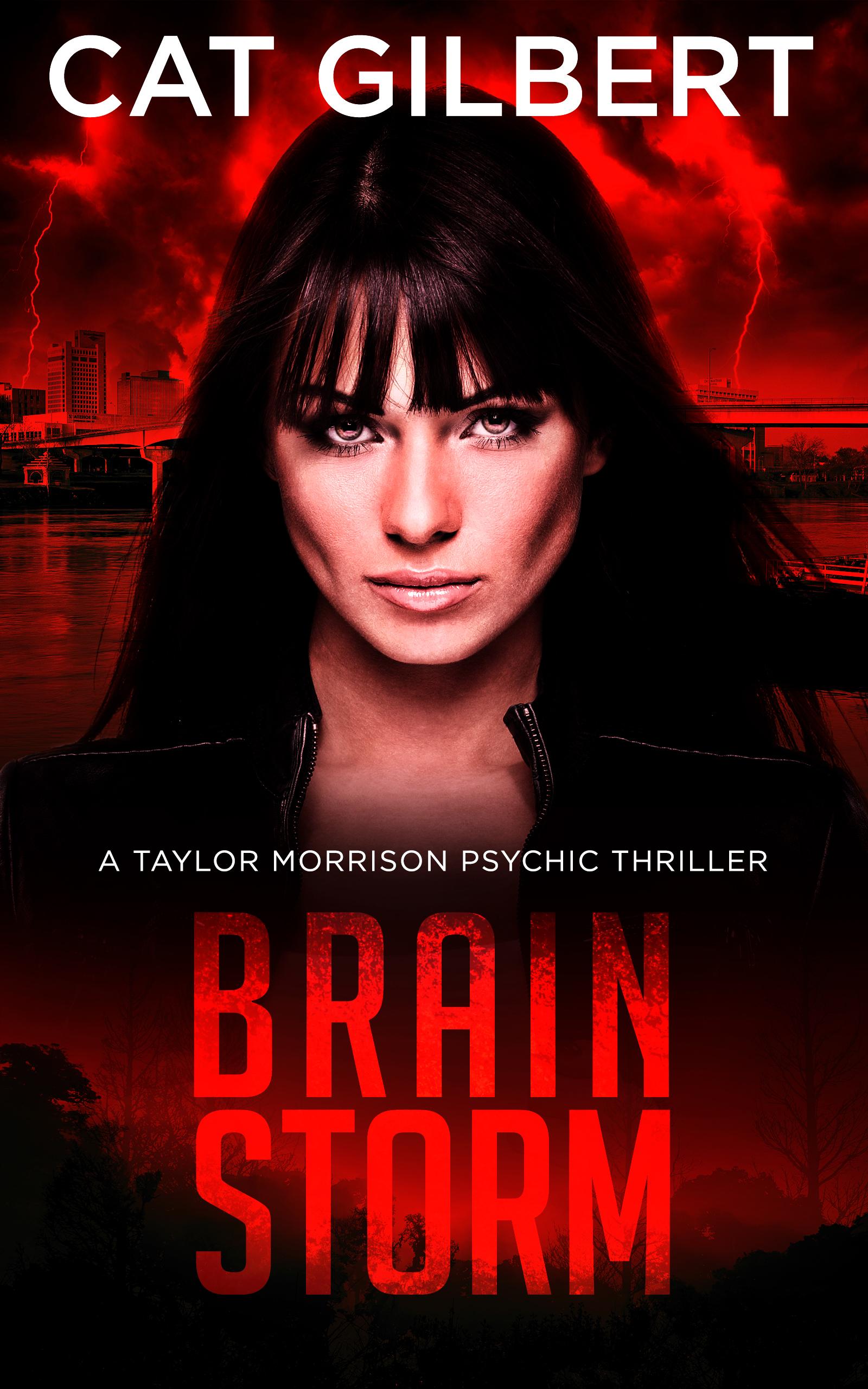 Brain Storm (Taylor Morrison Psychic Thriller, #1)