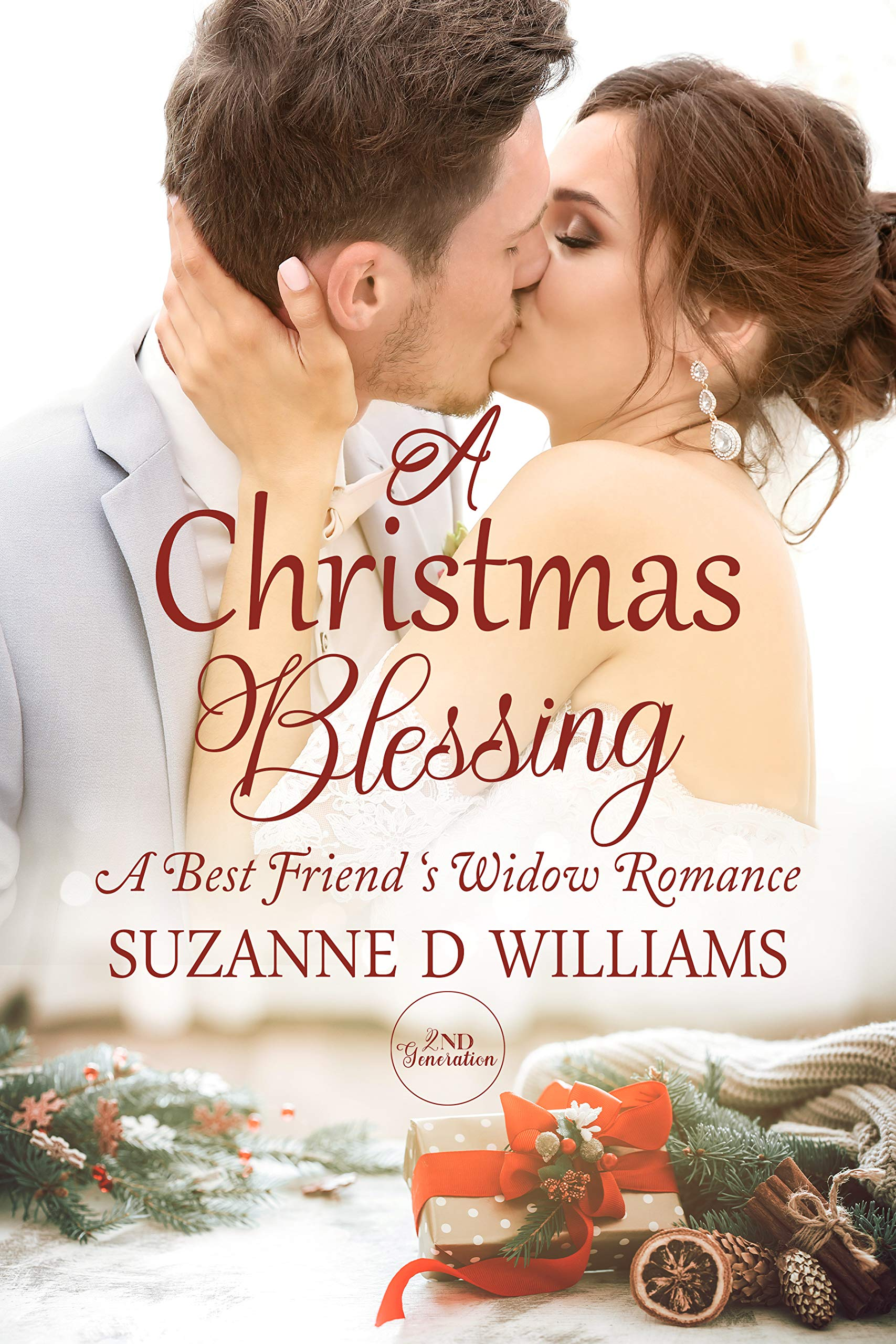A Christmas Blessing: A Best Friend's Widow Romance