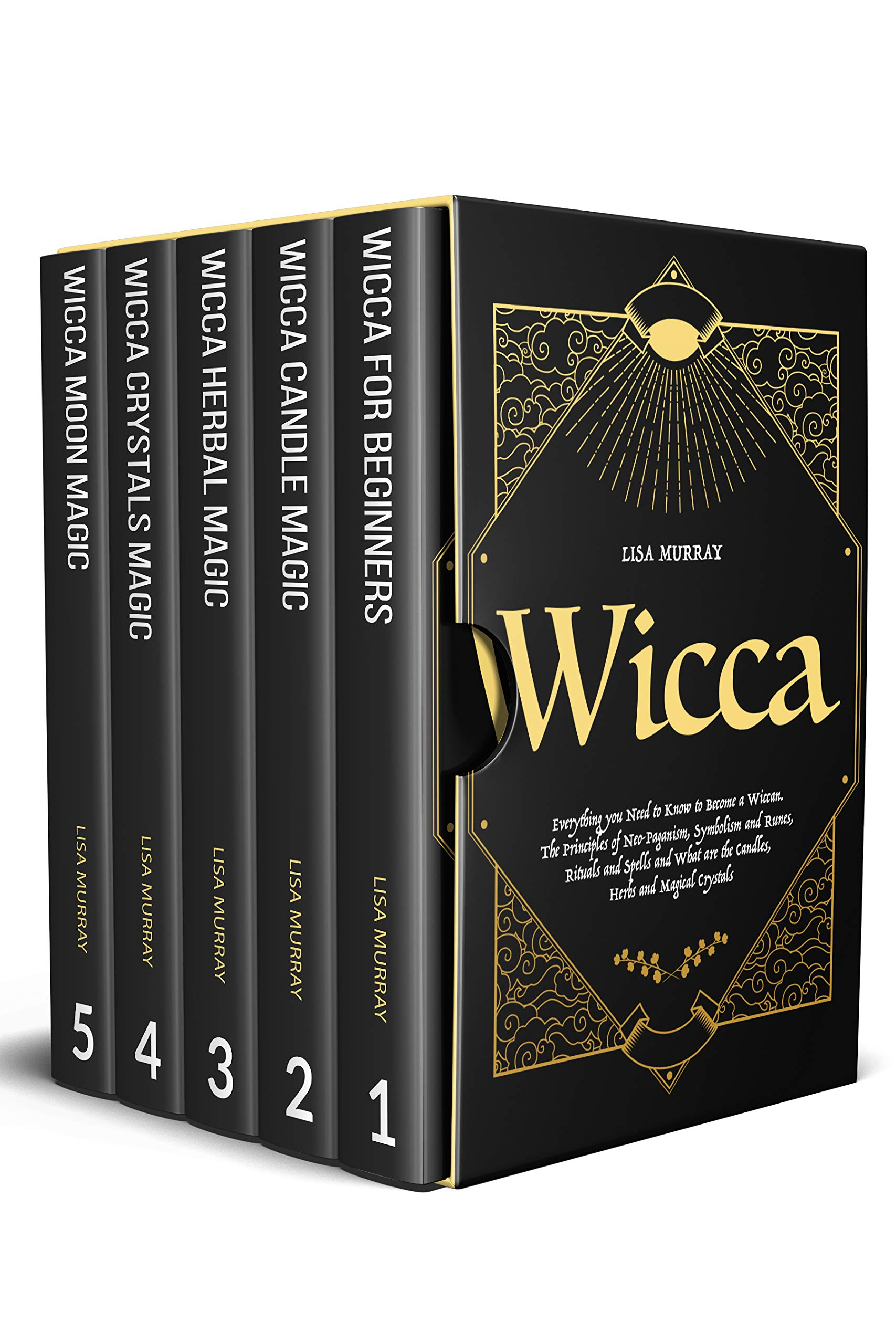 WICCA: Everything you Need to Know to Become a Wiccan. The Principles of Neo-Paganism, Symbolism and Runes, Rituals and Spells and What are the Candles, Herbs and Magical Crystals