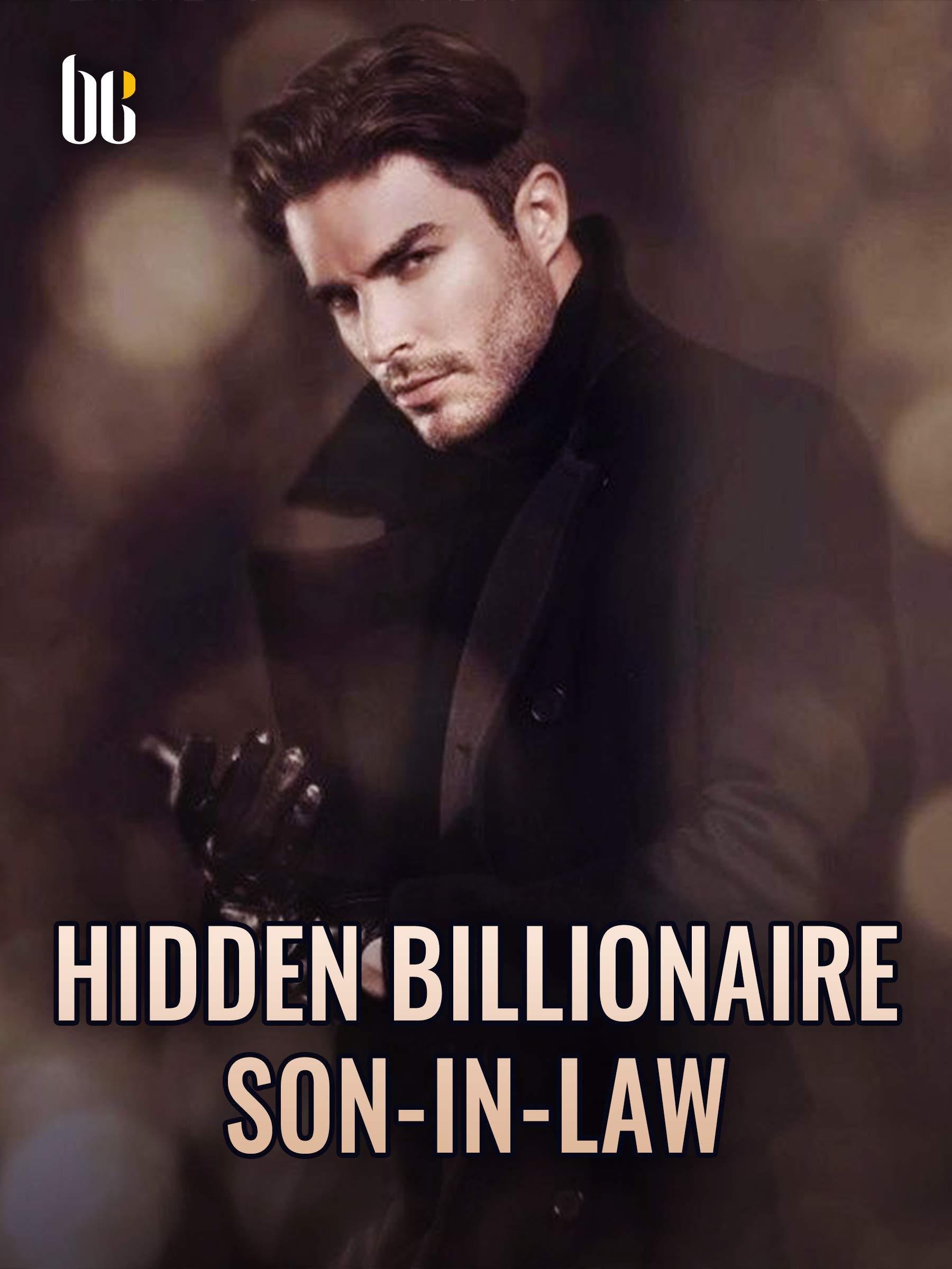 Hidden Billionaire Son-in-law: Modern Fantasy Novel for Men ( Live-in Son-in-law Hiding True Identity - Book 3)
