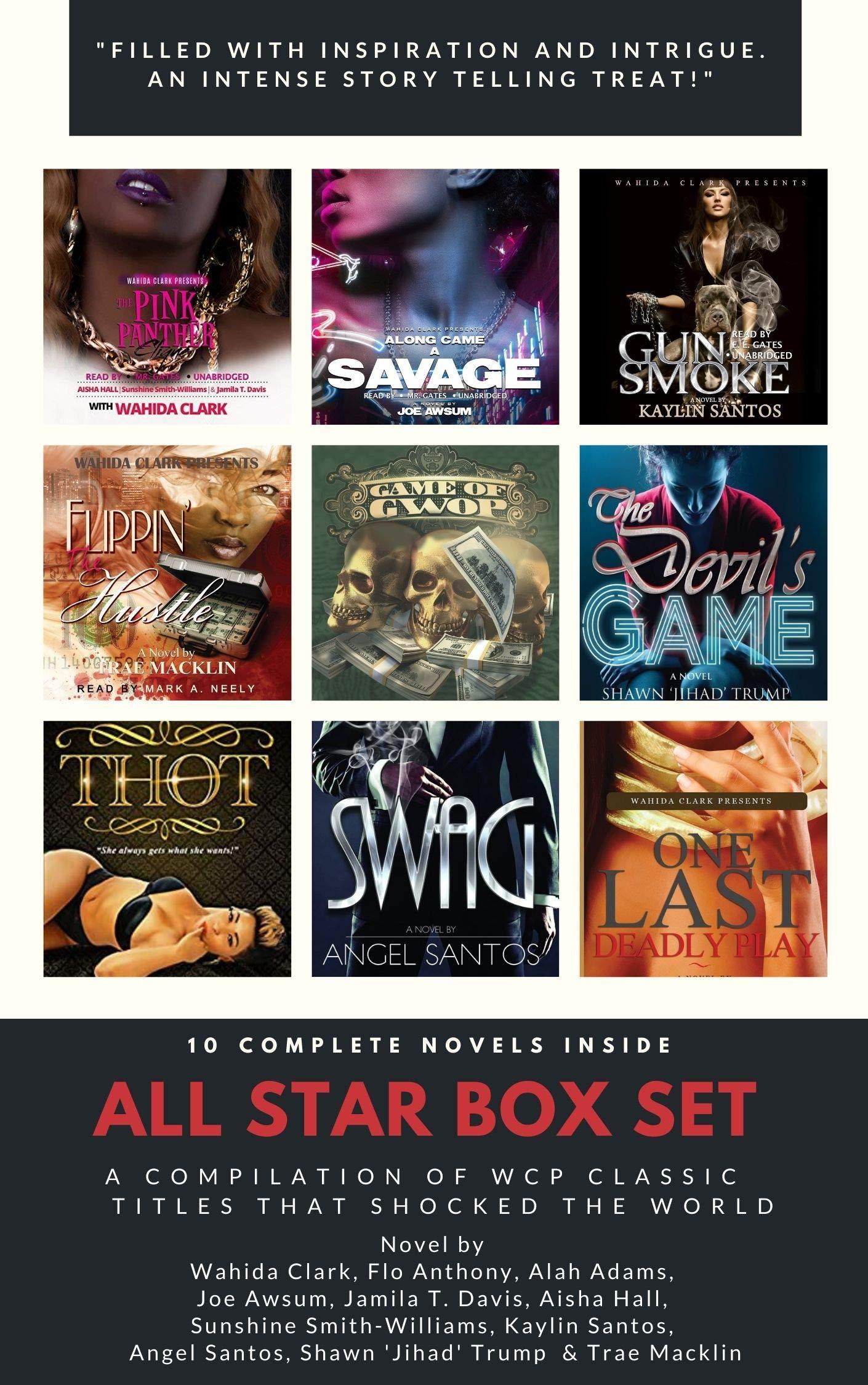 Wahida Clark Presents Street Lit All Star Holiday Box Set (Wahida Clark Box Set Kindle Limited Edition Book 1)