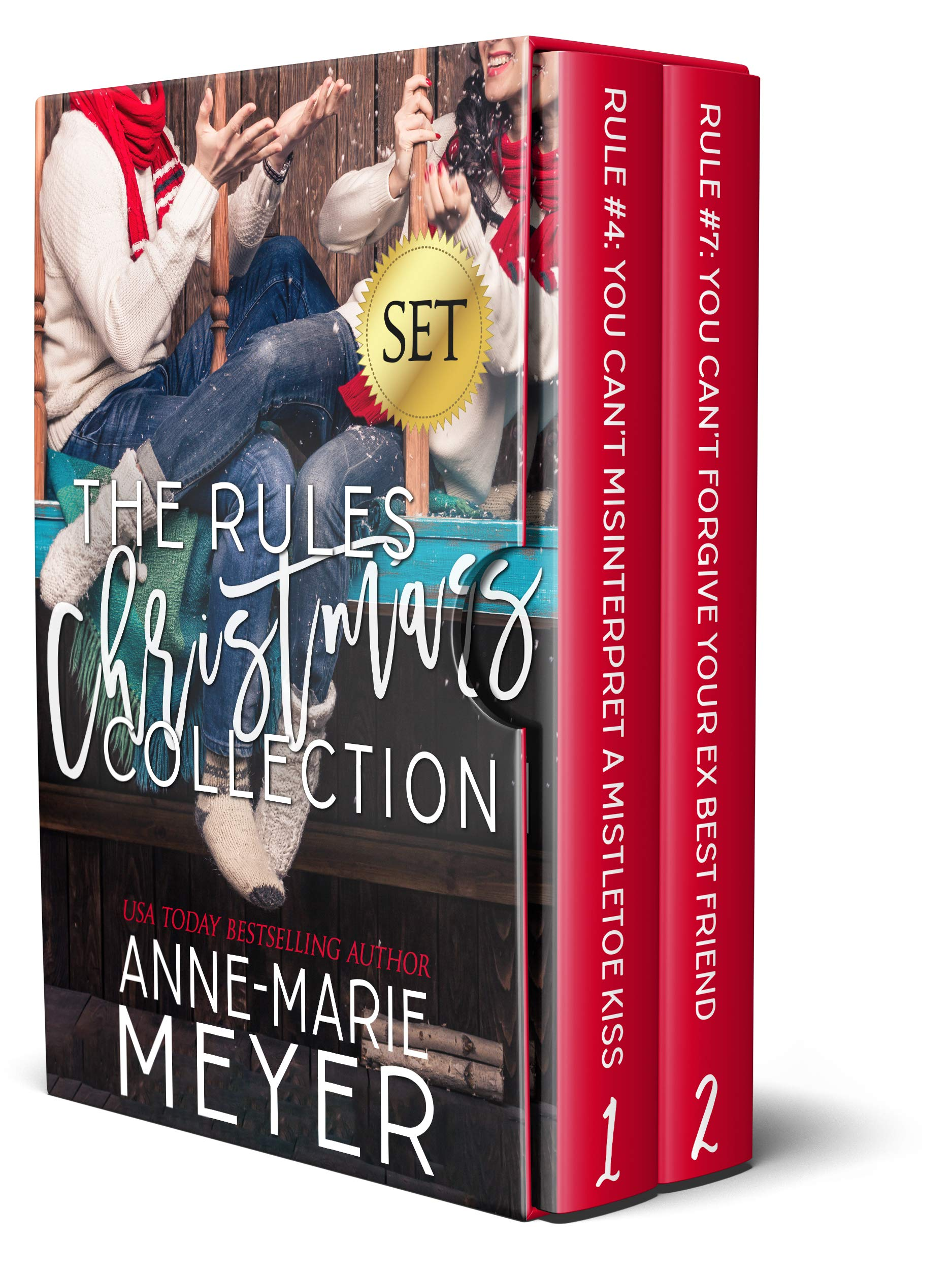 The Rules Christmas Collection: Limited Edition YA Christmas Romance Set