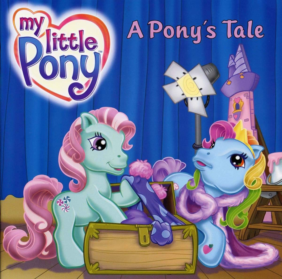 My Little Pony A Pony's Tale: Classic children's picture books
