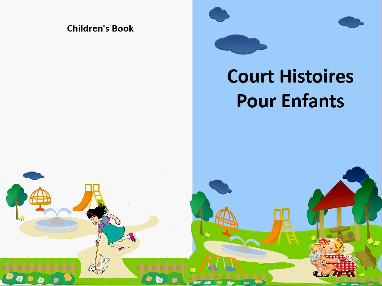 Court Histoires Pour Enfants: Les merveilleuses histoires du soir , Children's Book en