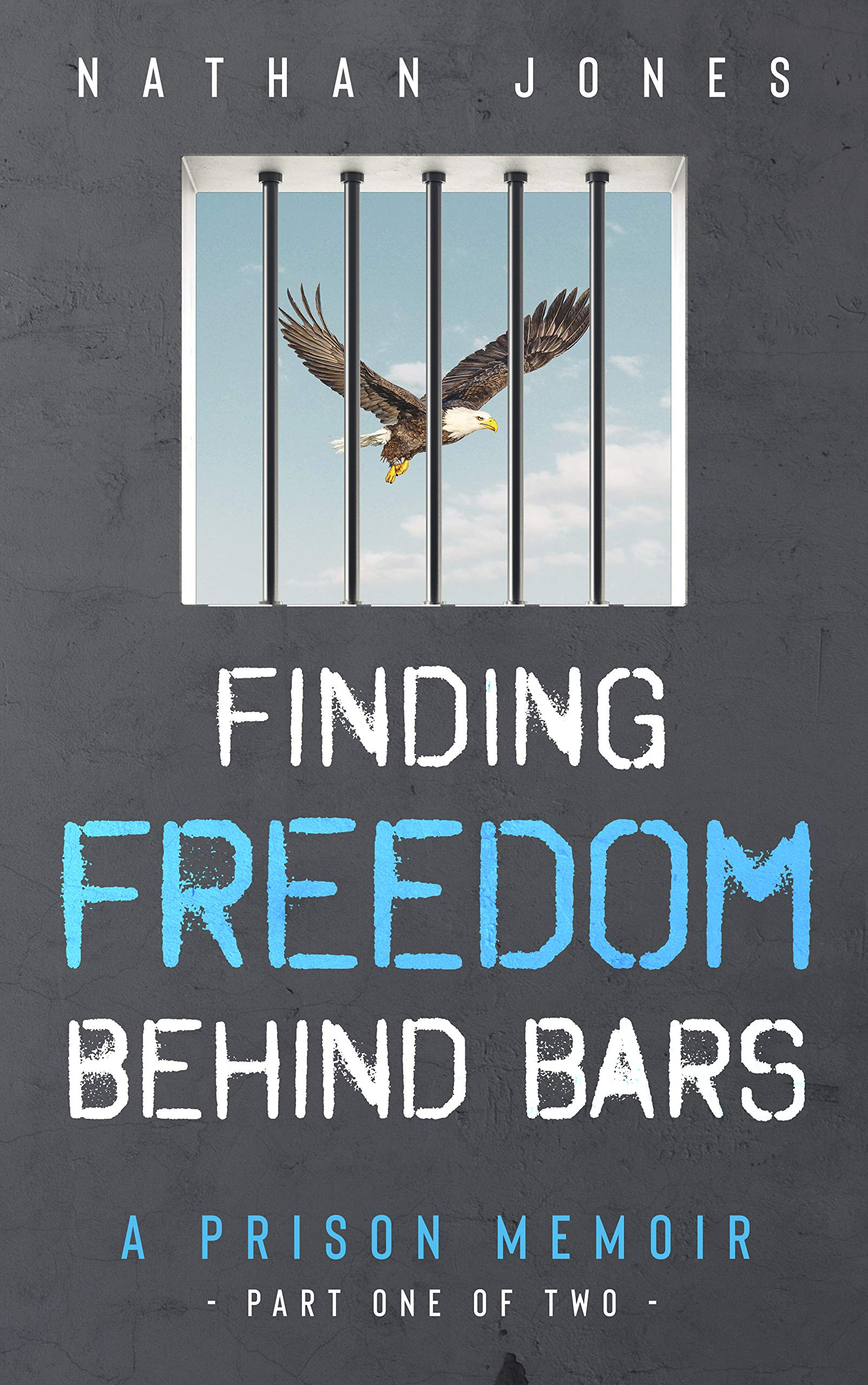 Finding Freedom Behind Bars: A Prison Memoir-Part One of Two