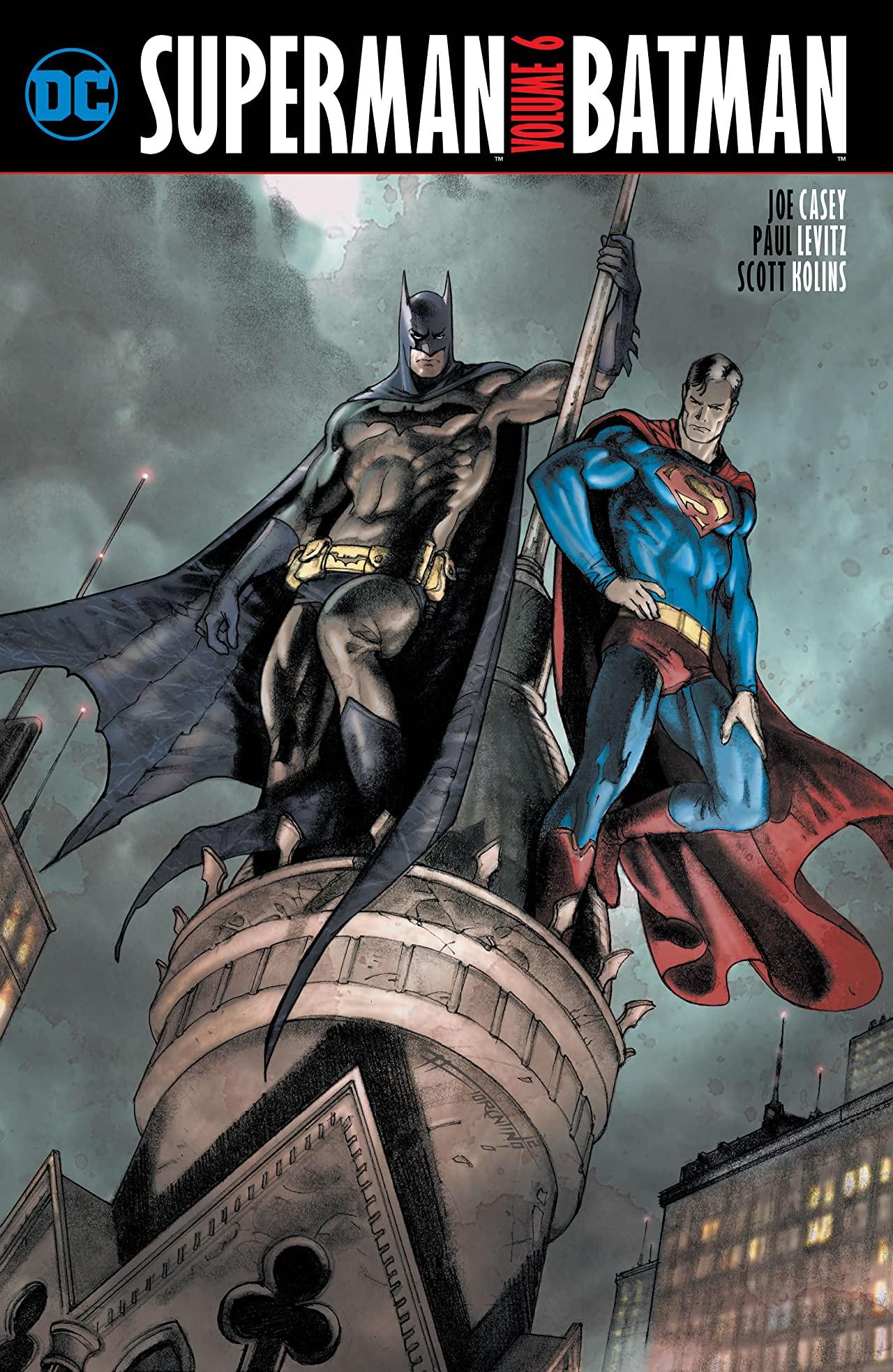 Superman/Batman, Volume 6