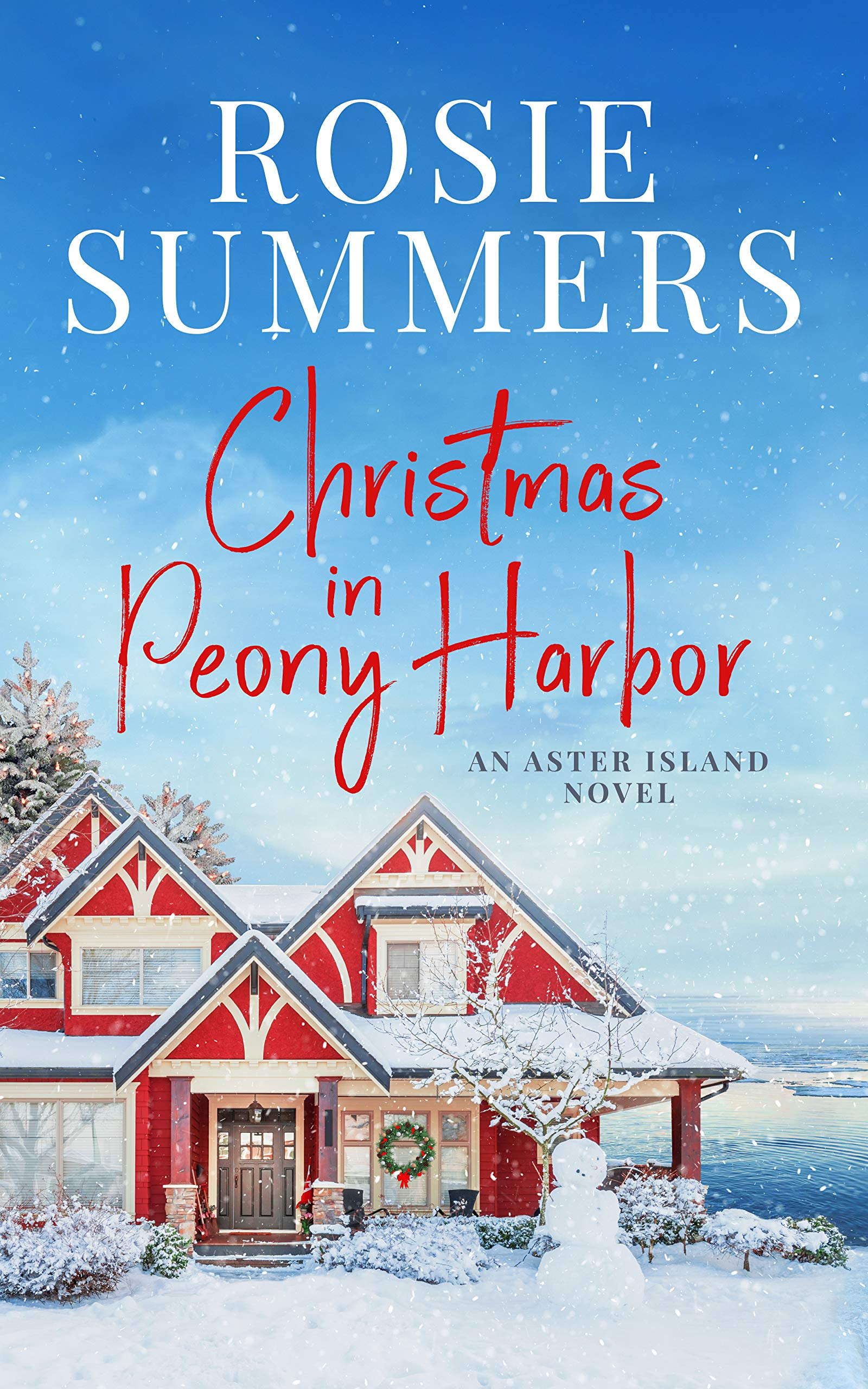 Christmas in Peony Harbor (An Aster Island Novel)