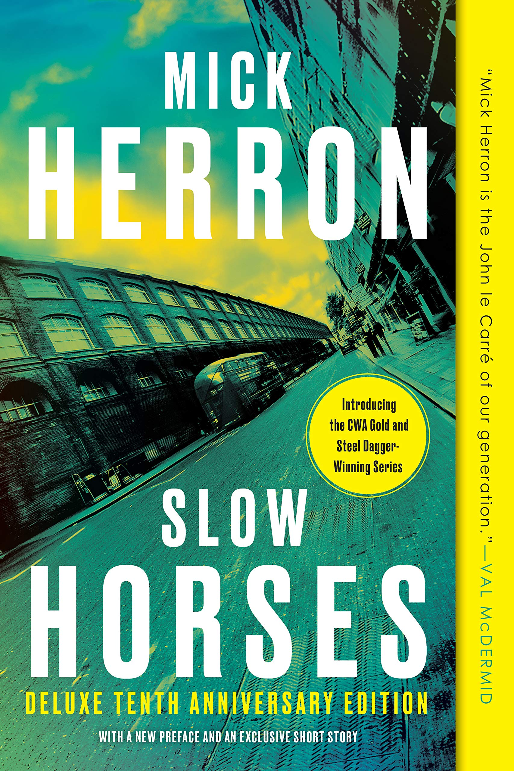 Slow Horses (Deluxe Edition) (Slough House, #1)