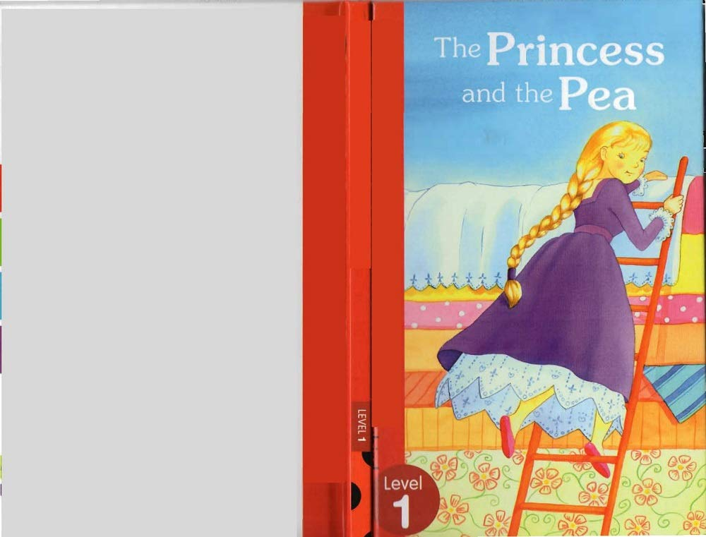The Princess the Pea (2): World's best picture books
