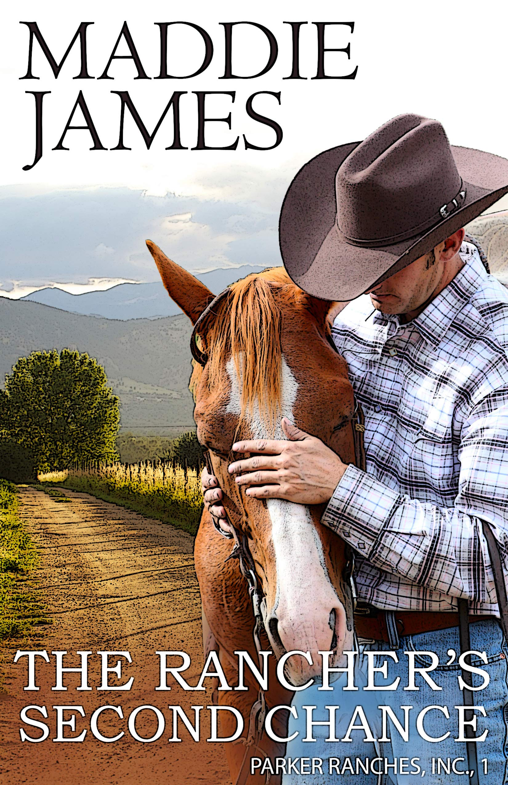 The Rancher's Second Chance: Rock Creek Ranch (Parker Ranches, Inc. Book 1)