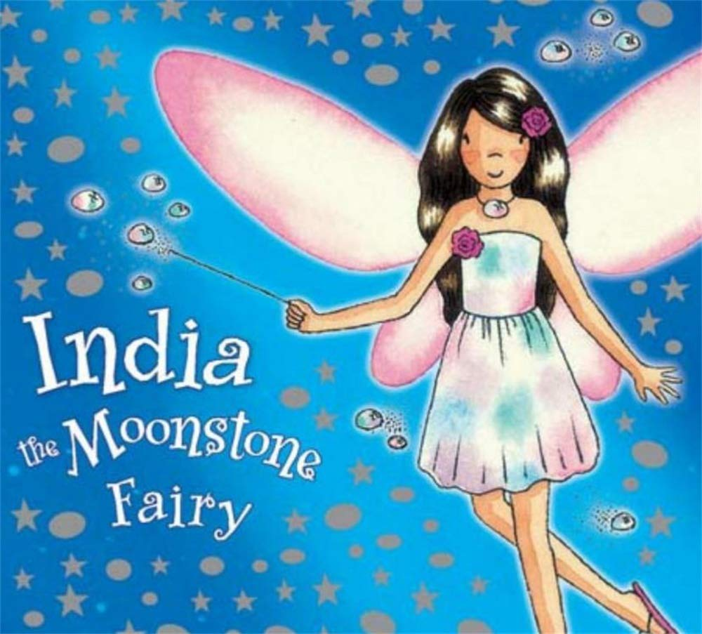 India the Moonstone Fairy: World's best picture books