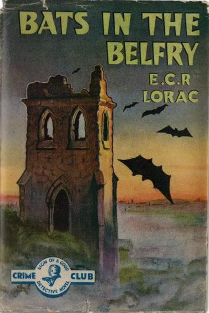 Bats in the Belfry (Robert Macdonald #13)