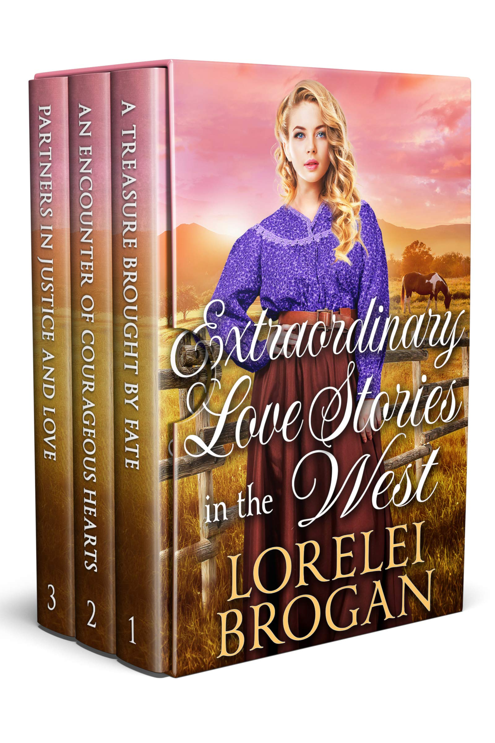 Extraordinary Love Stories in The West: A Historical Western Romance Book