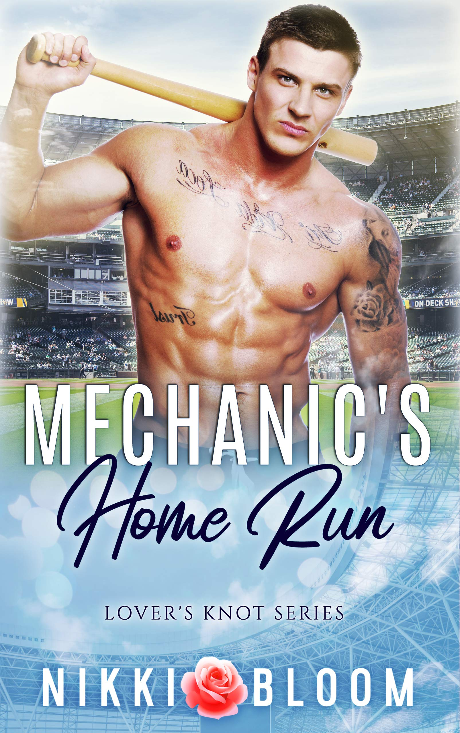 Mechanic's Home Run: A Small Town Fake Marriage Sports Romance (Lover's Knot)