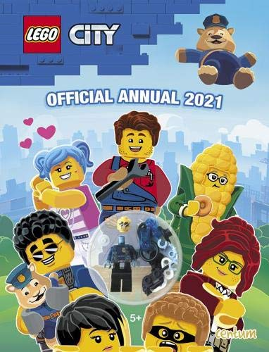 Lego City Official Annual 2021