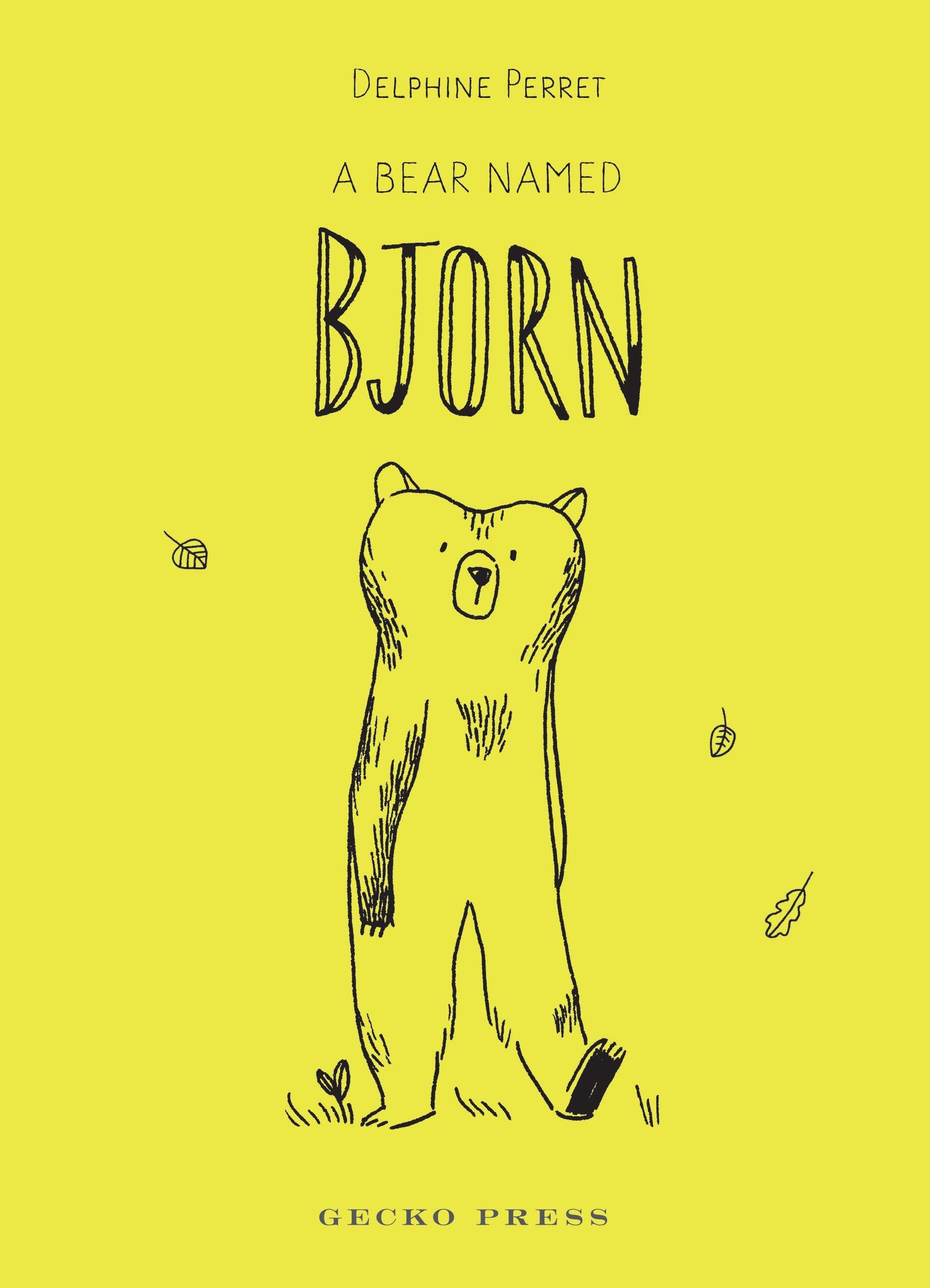A Bear Named Bjorn