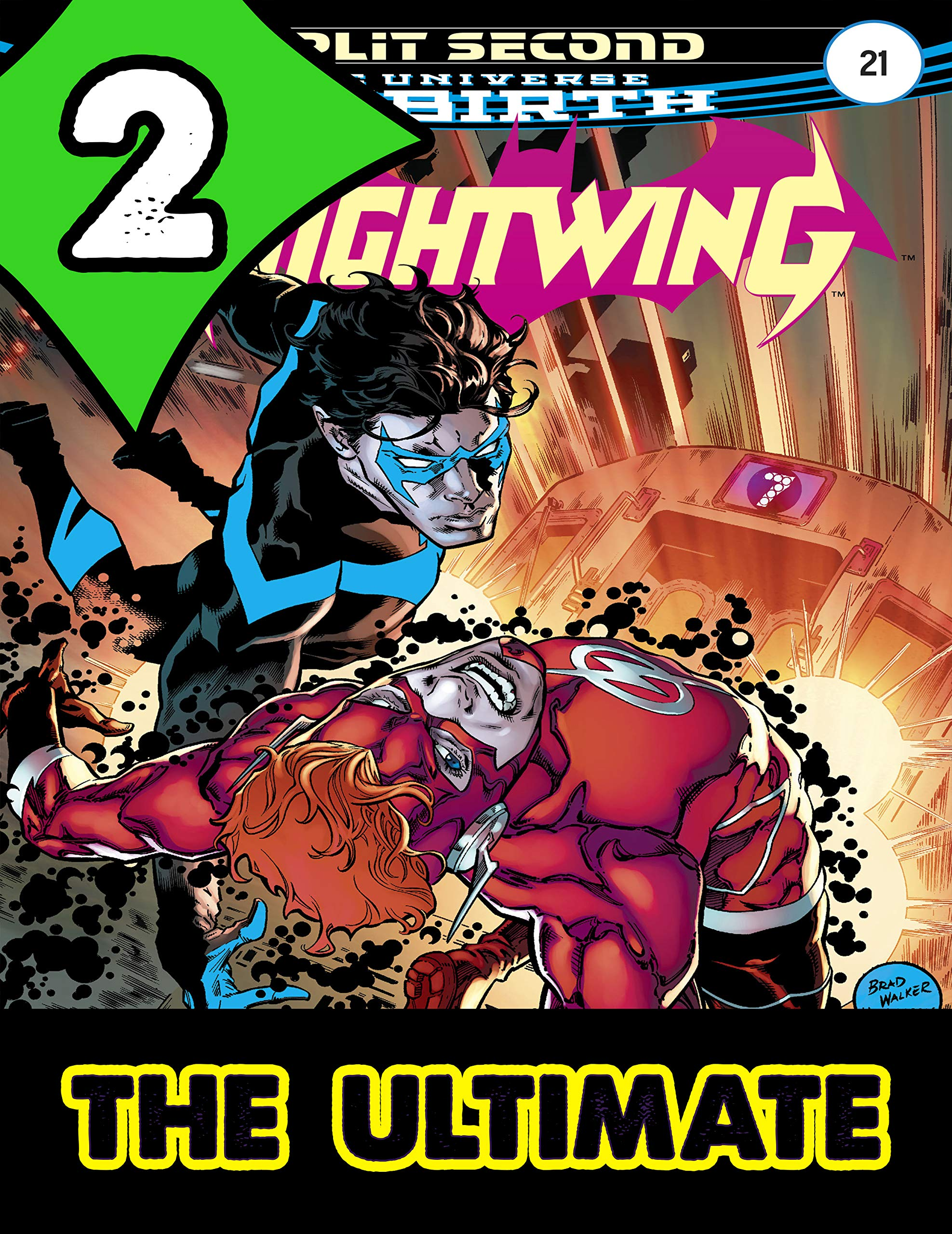 The Ultimate Heroes Nightwing Collections: Comics Graphic Novels Nightwing Pack 3