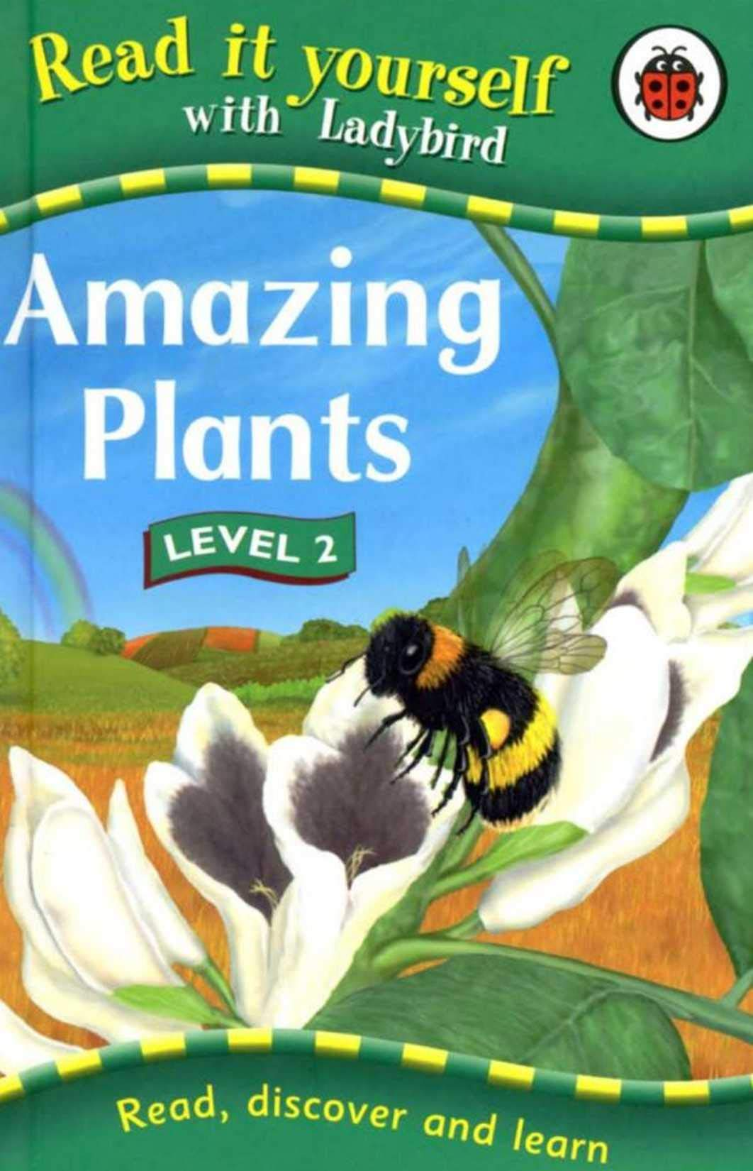 Amazing Plants: World's best picture books