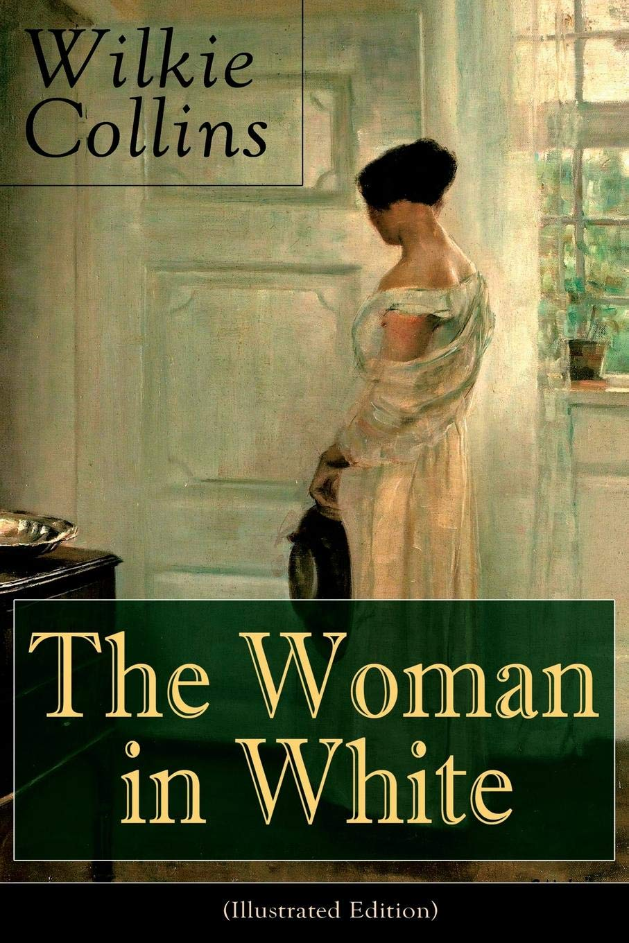 The Woman in White (Illustrated Edition): Mystery Classic