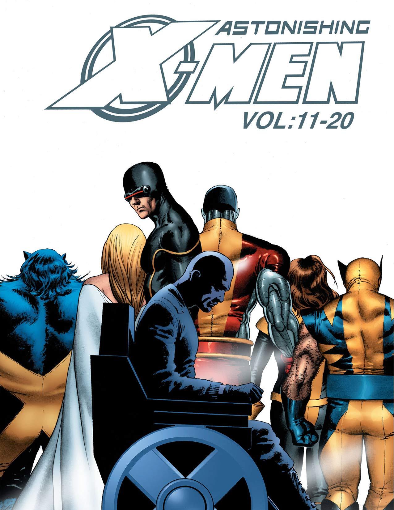 Astonish xmenn: Astonishing X-Men omnibus | astonishing x-men, vol. 11 to vol. 20 DC Comic FAN