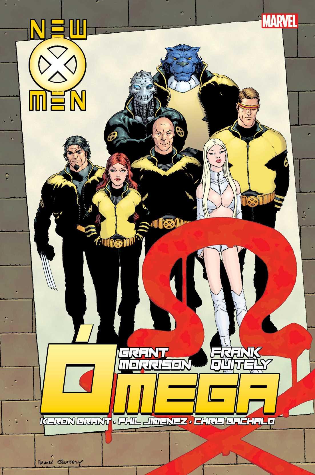 New X-Men, Volume 3: Ómega