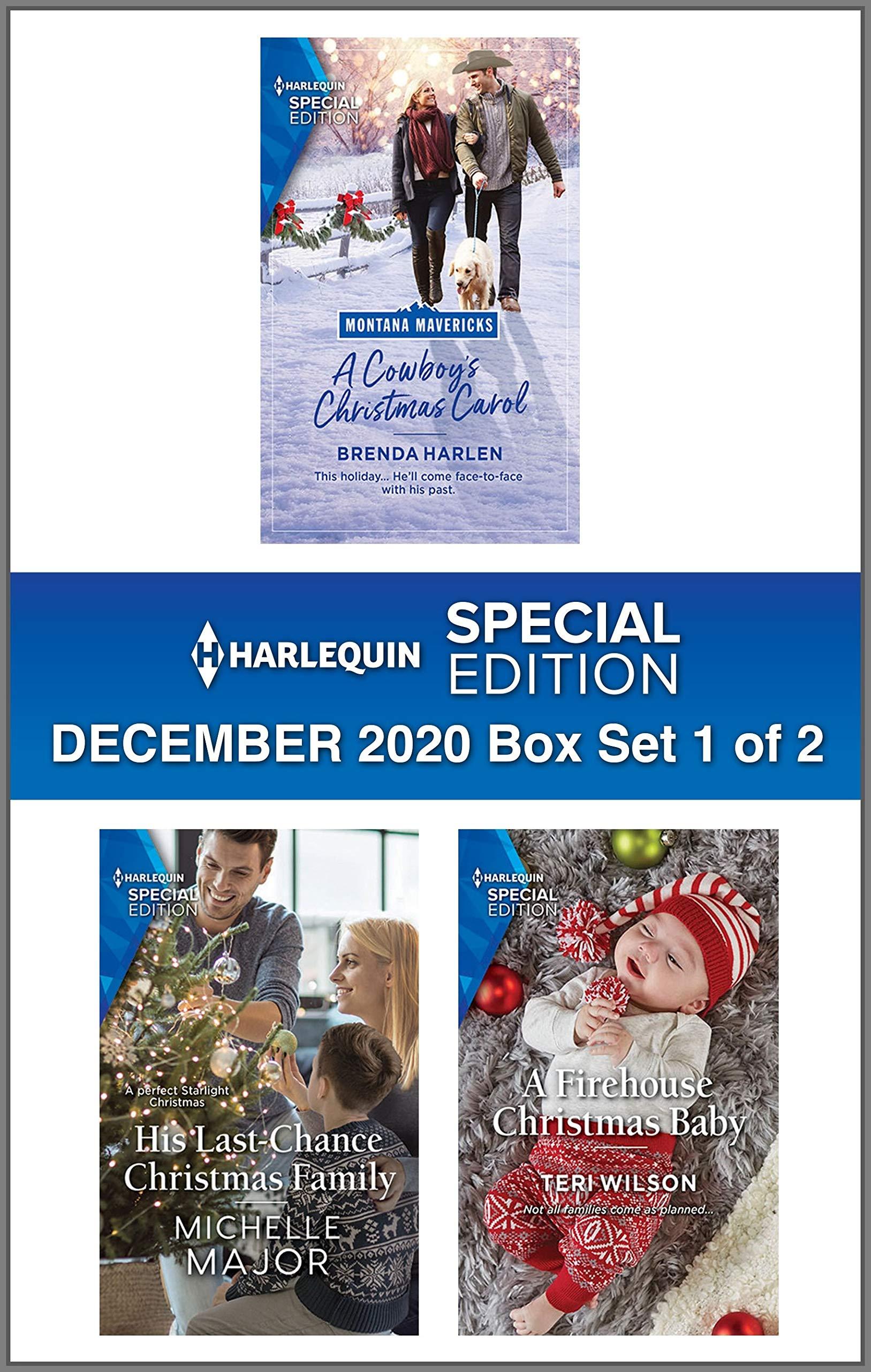 Harlequin Special Edition December 2020 - Box Set 1 of 2