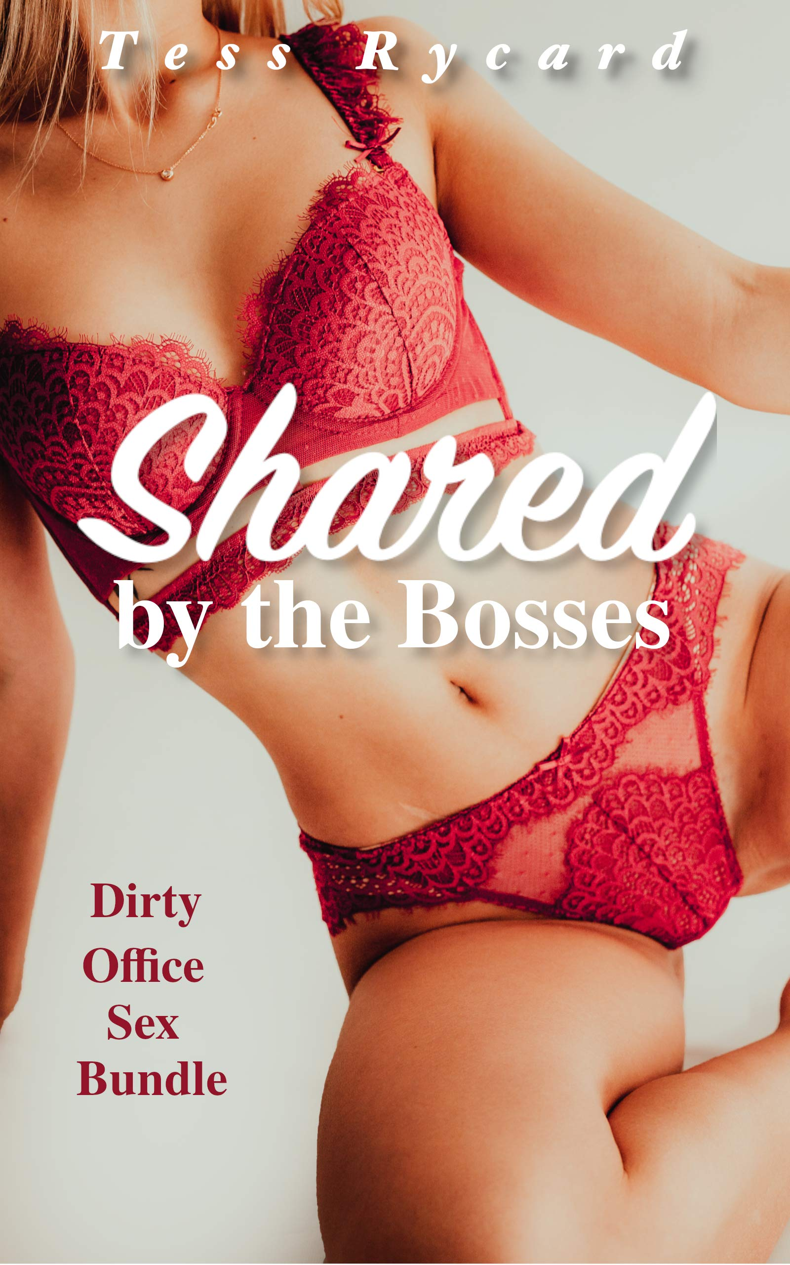 Shared by the Bosses: Dirty Office Sex Bundle