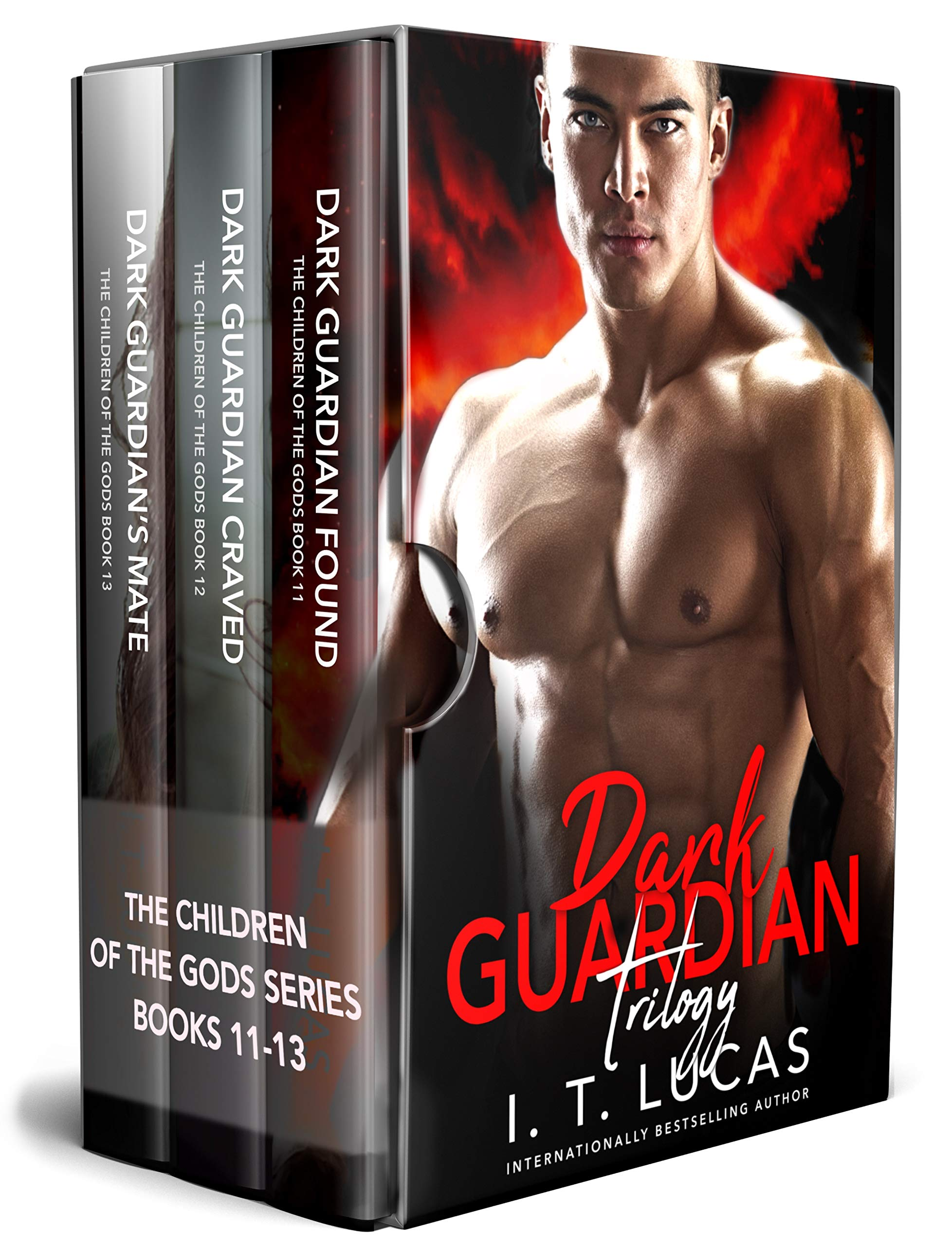 The Children of the Gods Series Books 11-13: Dark Guardian Trilogy