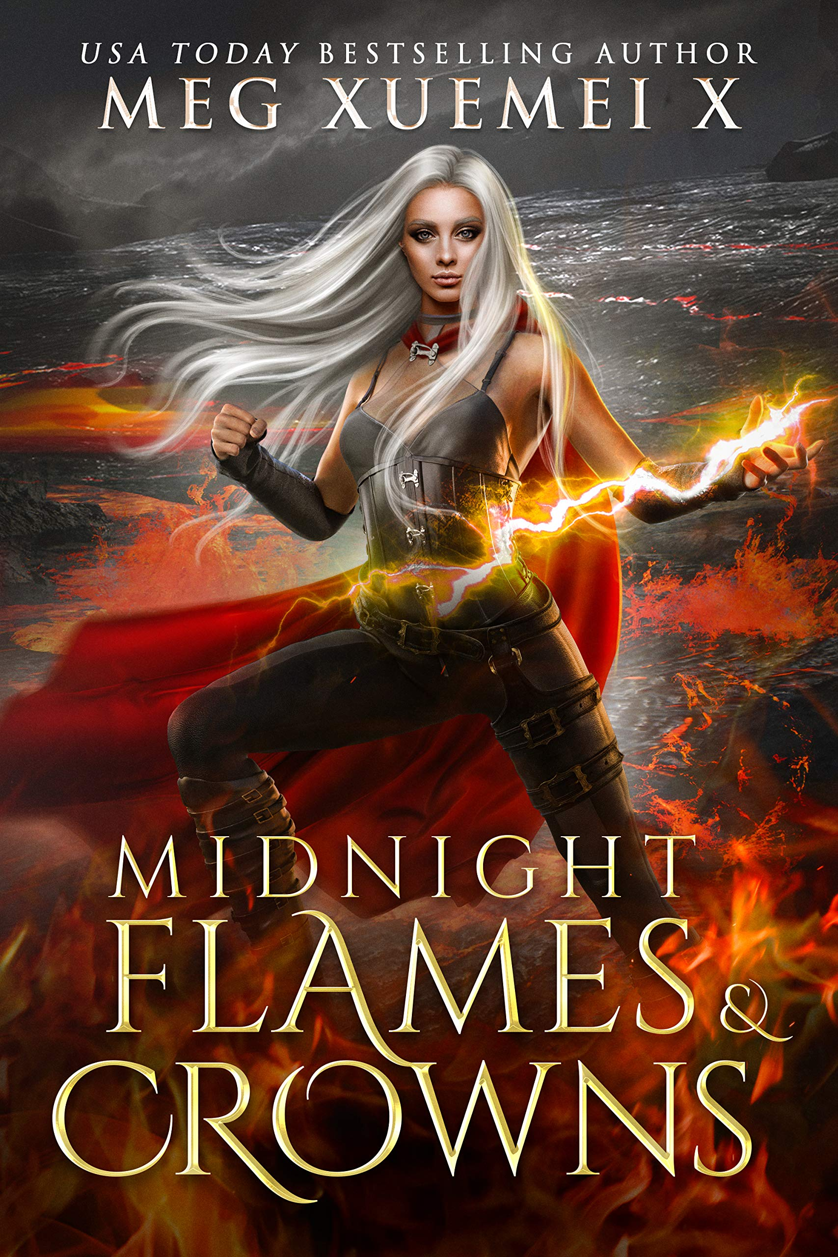Midnight Courts: a Shifter, Demon, and Vampire Fantasy Romance Boxed Set