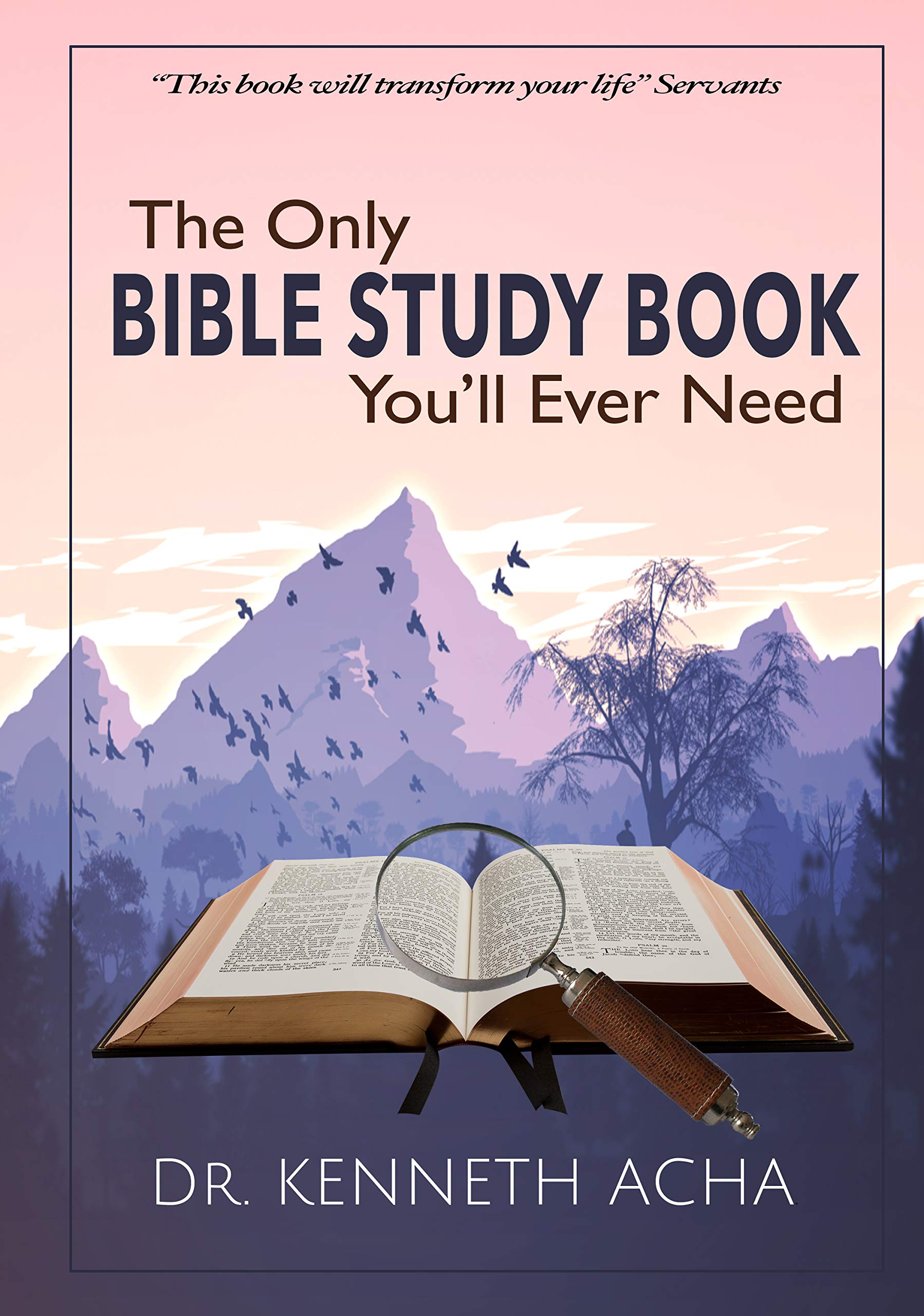 The Only Bible Study Book You'll Ever Need: How to Read, Interpret, and Apply God's Word