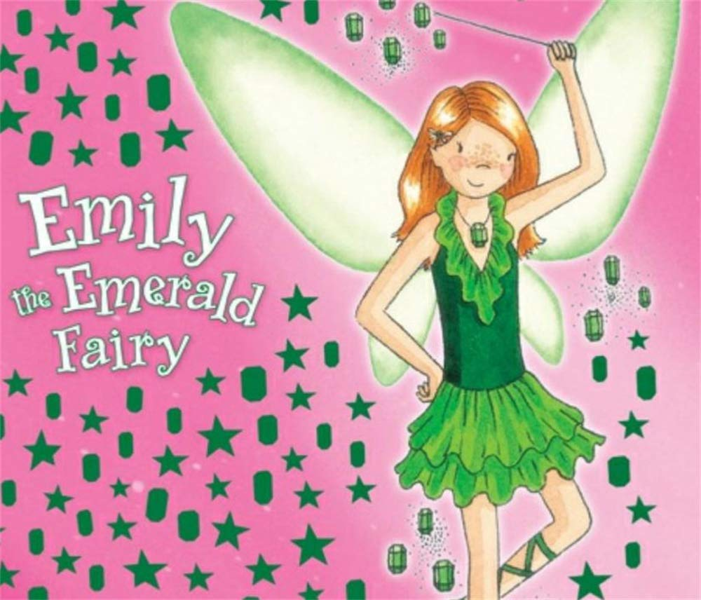 Emily the Emerald Fairy: English picture books for children