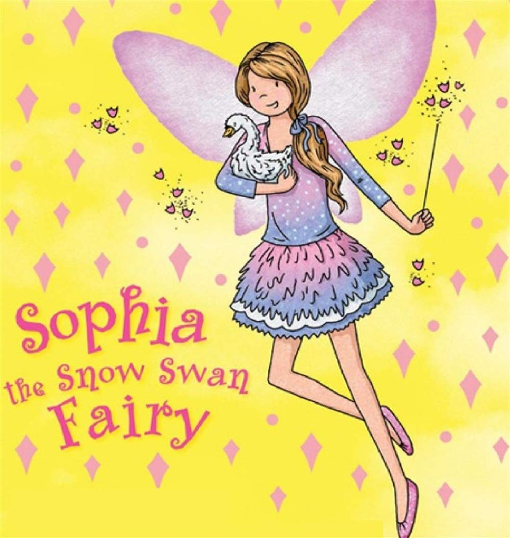 Sophia the Snow Swan Fairy: children's books