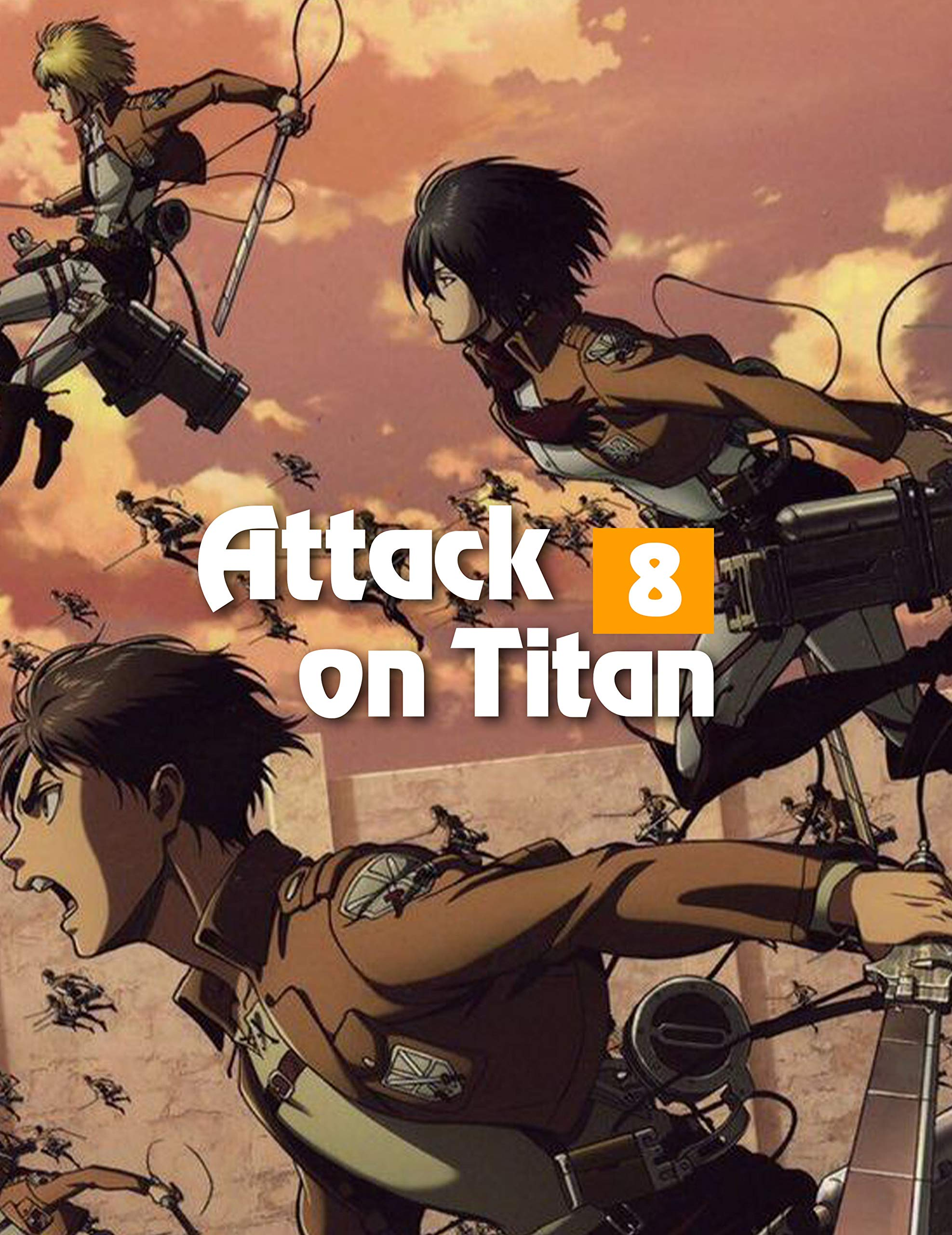 Action Attack On Titan: Attack On Titan Best Horror 8