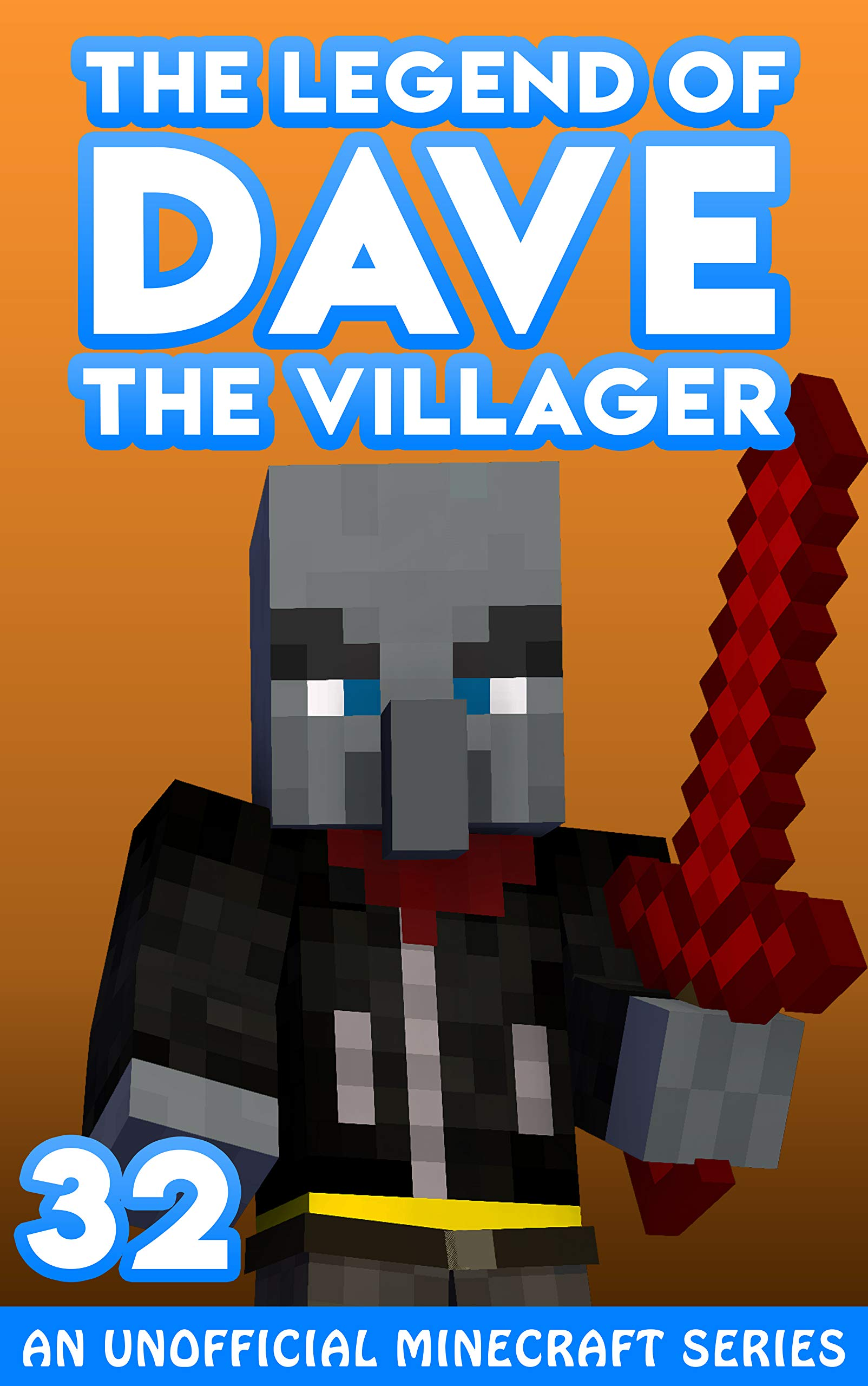 Dave the Villager 32: An Unofficial Minecraft Series
