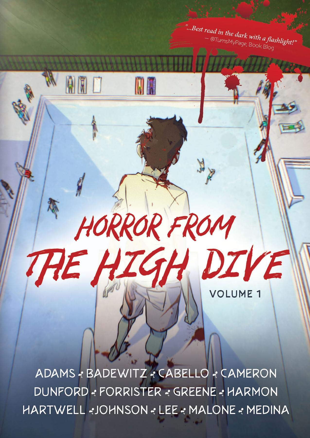Horror From The High Dive: Volume 1